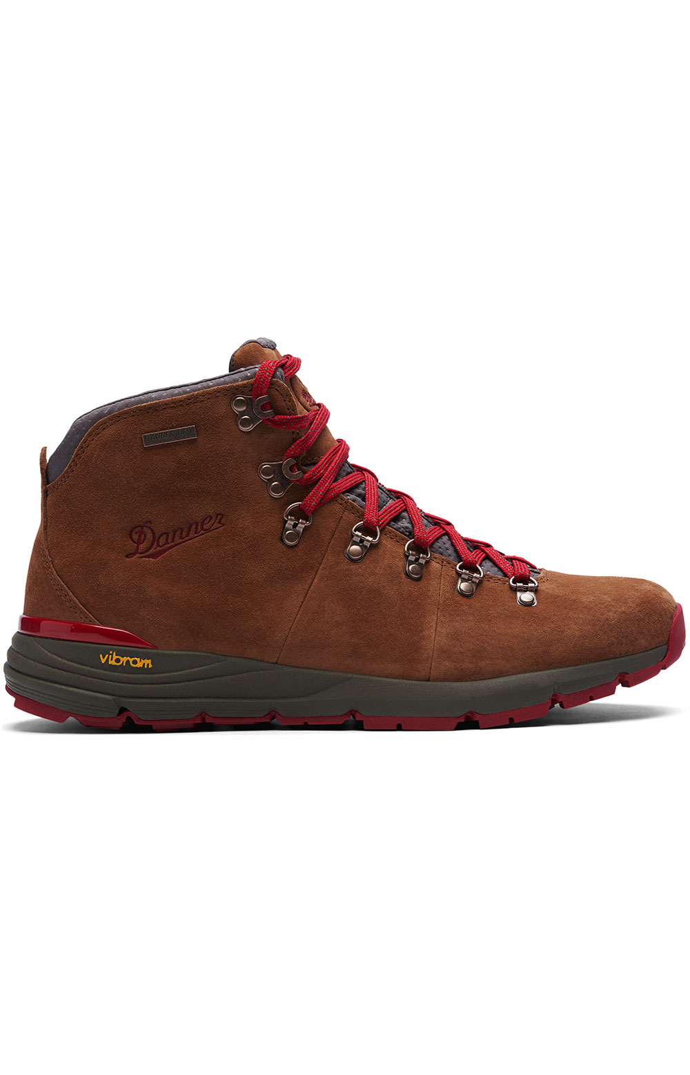 (62241) Mountain 600 Boots - Brown/Red 4
