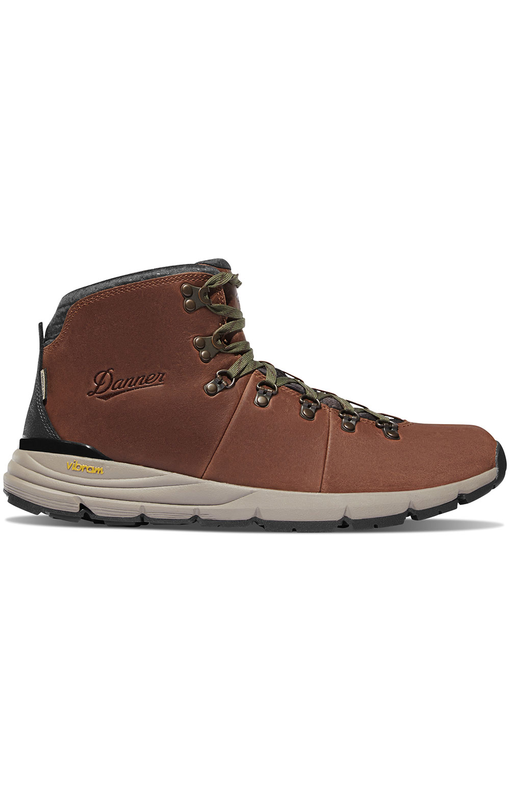 (62272) Mountain 600 Boots - Walmut/Green 4