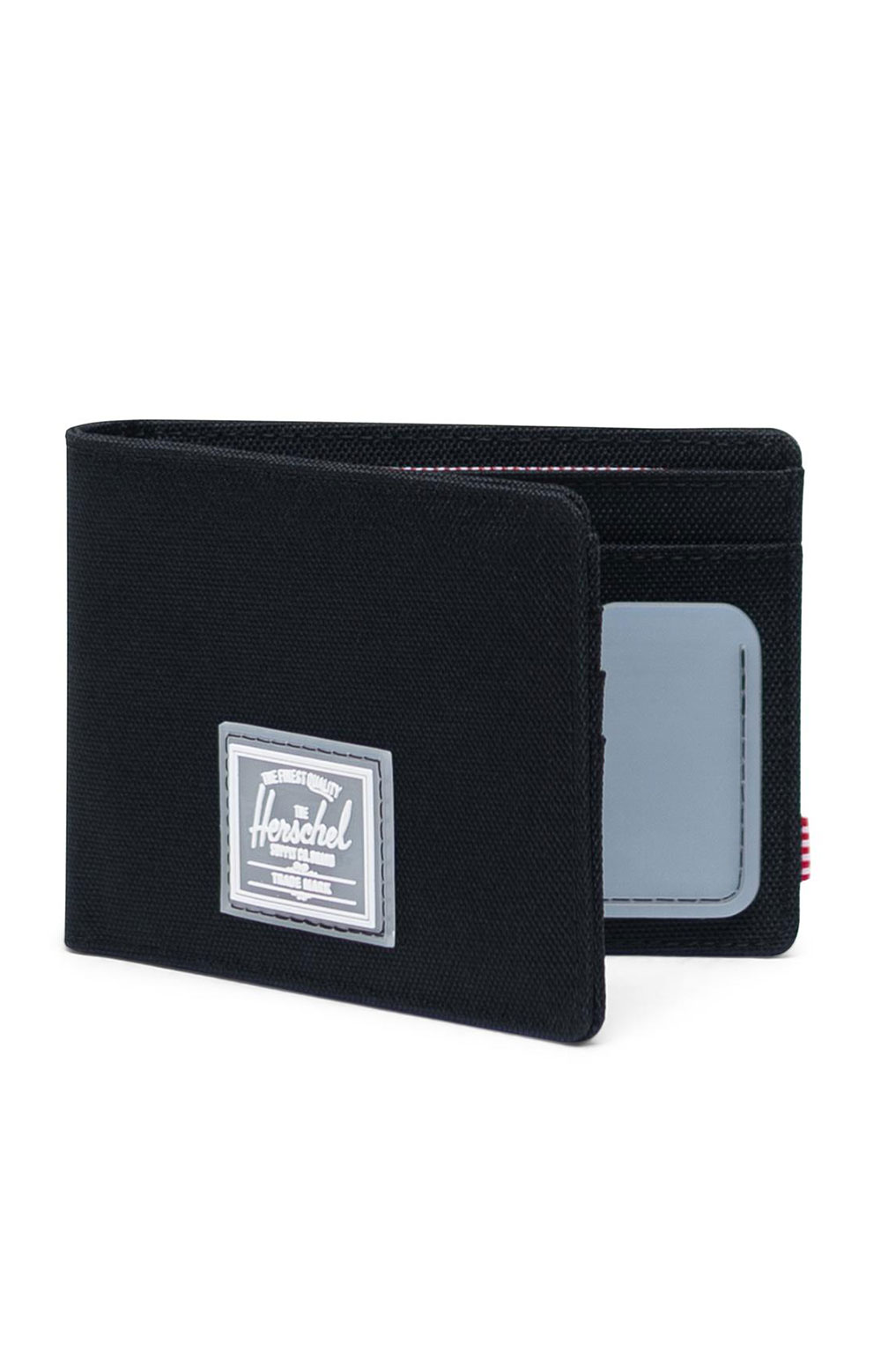 Roy Wallet - Black/Clear  2