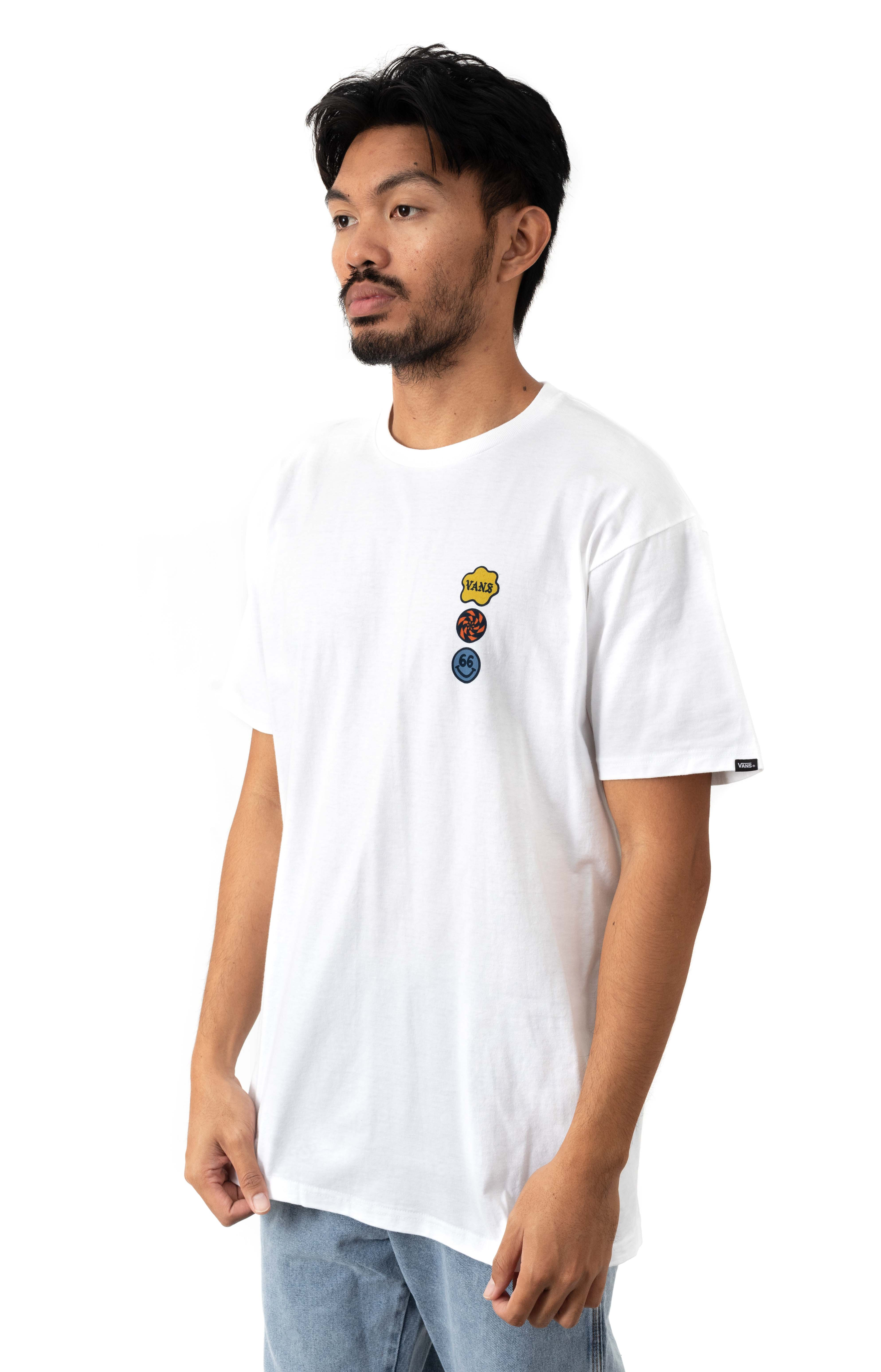 One Of A Kind T-Shirt - White  3