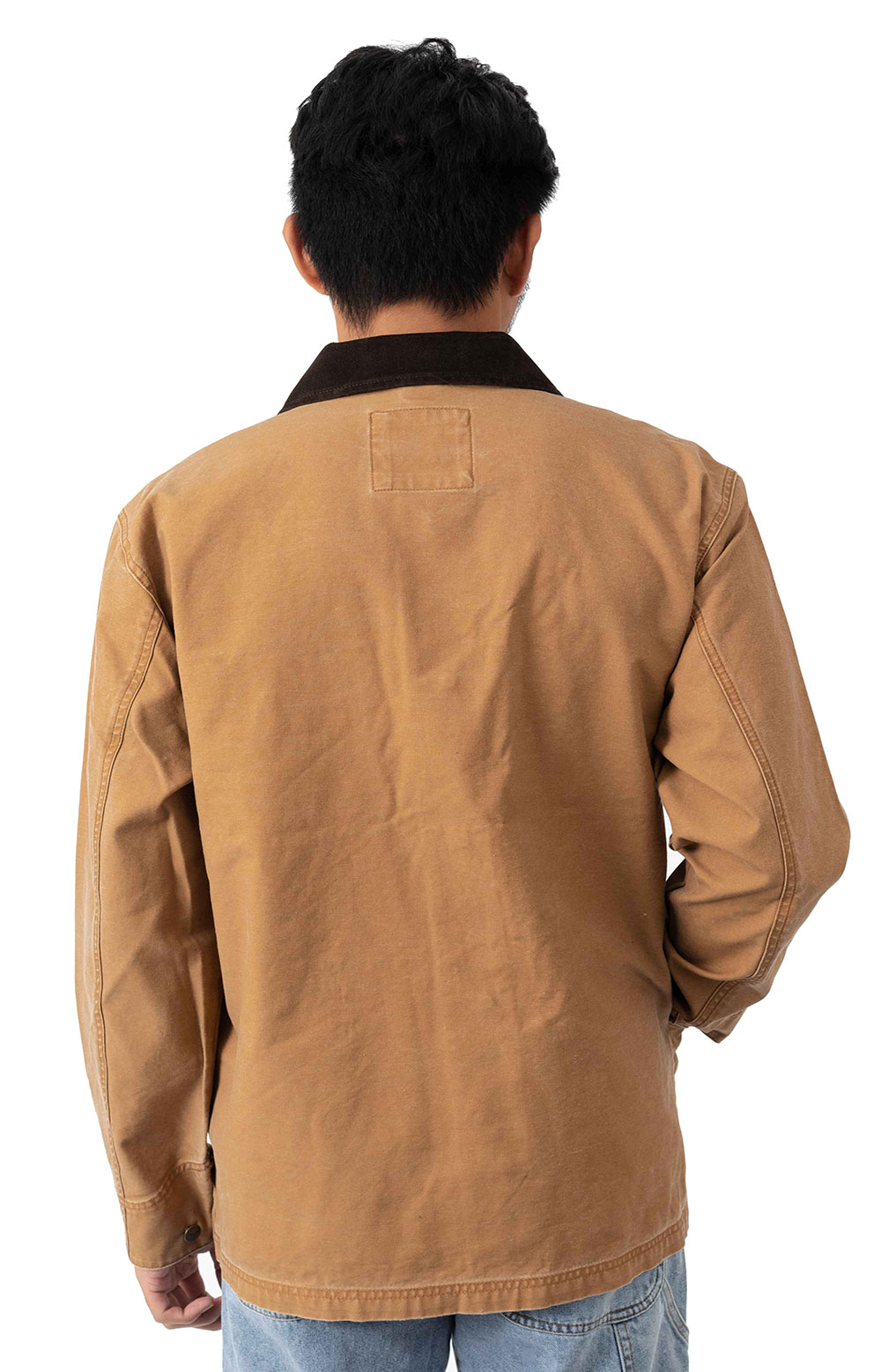 Chainmail Chore Jacket - Camel  3