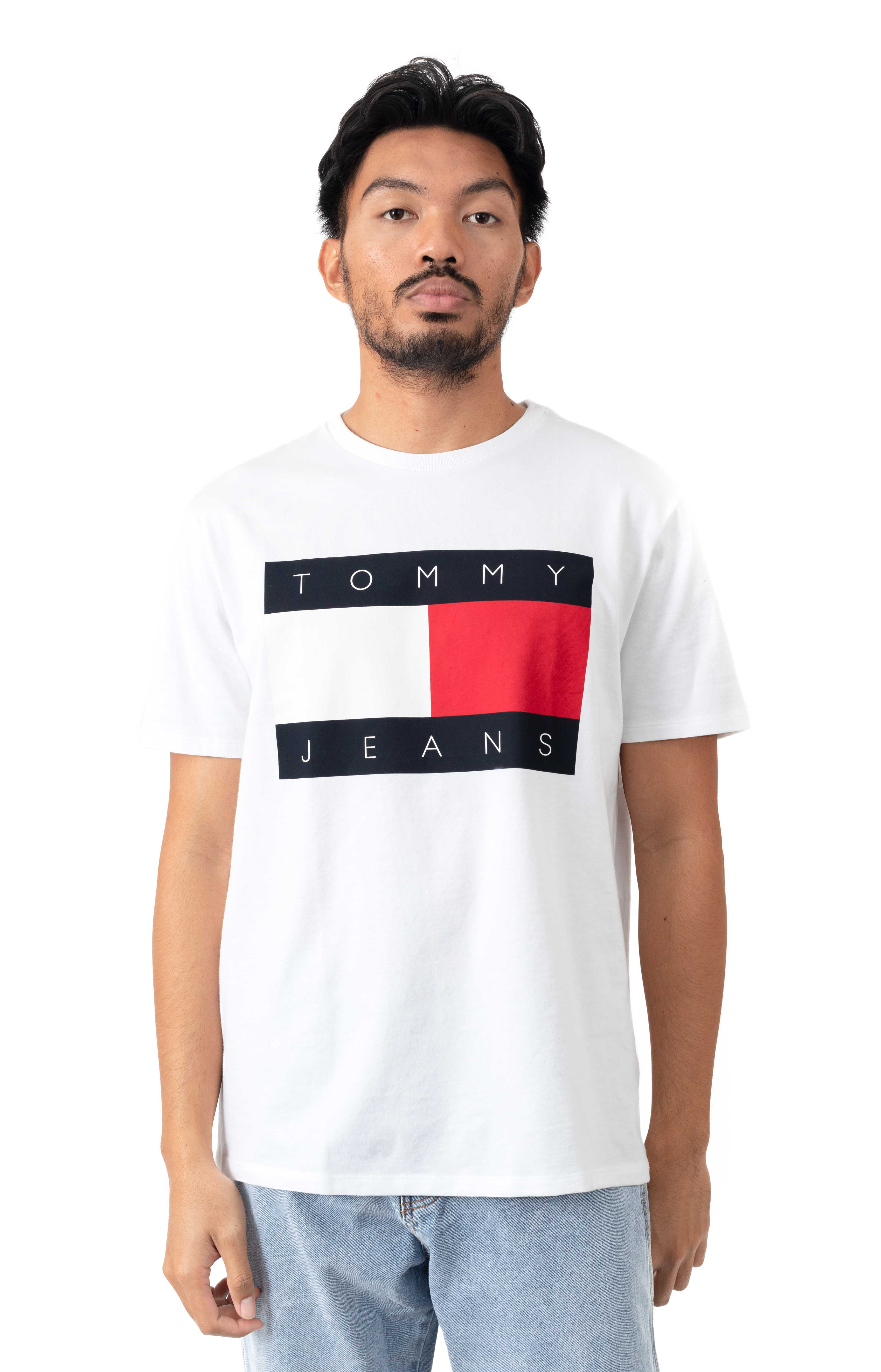Flag T-Shirt - White