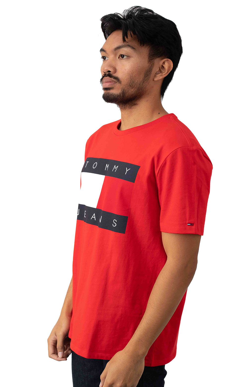 Flag T-Shirt - Red 2