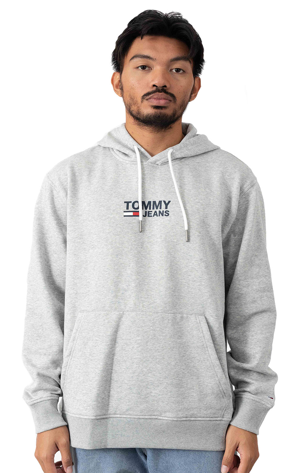 Lenny Pullover Hoodie - Metal Grey Heather