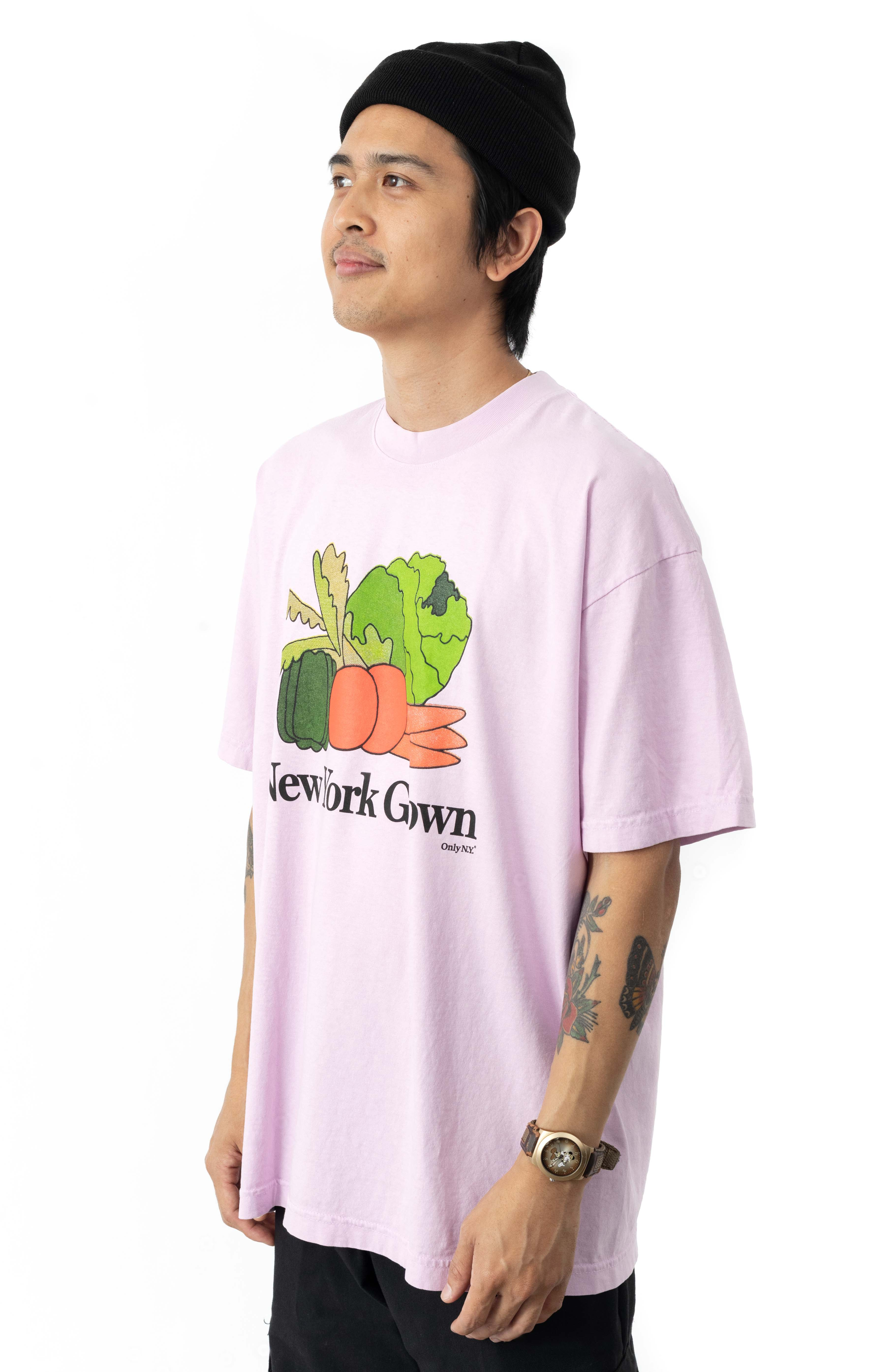 New York Grown T-Shirt - Pink 2
