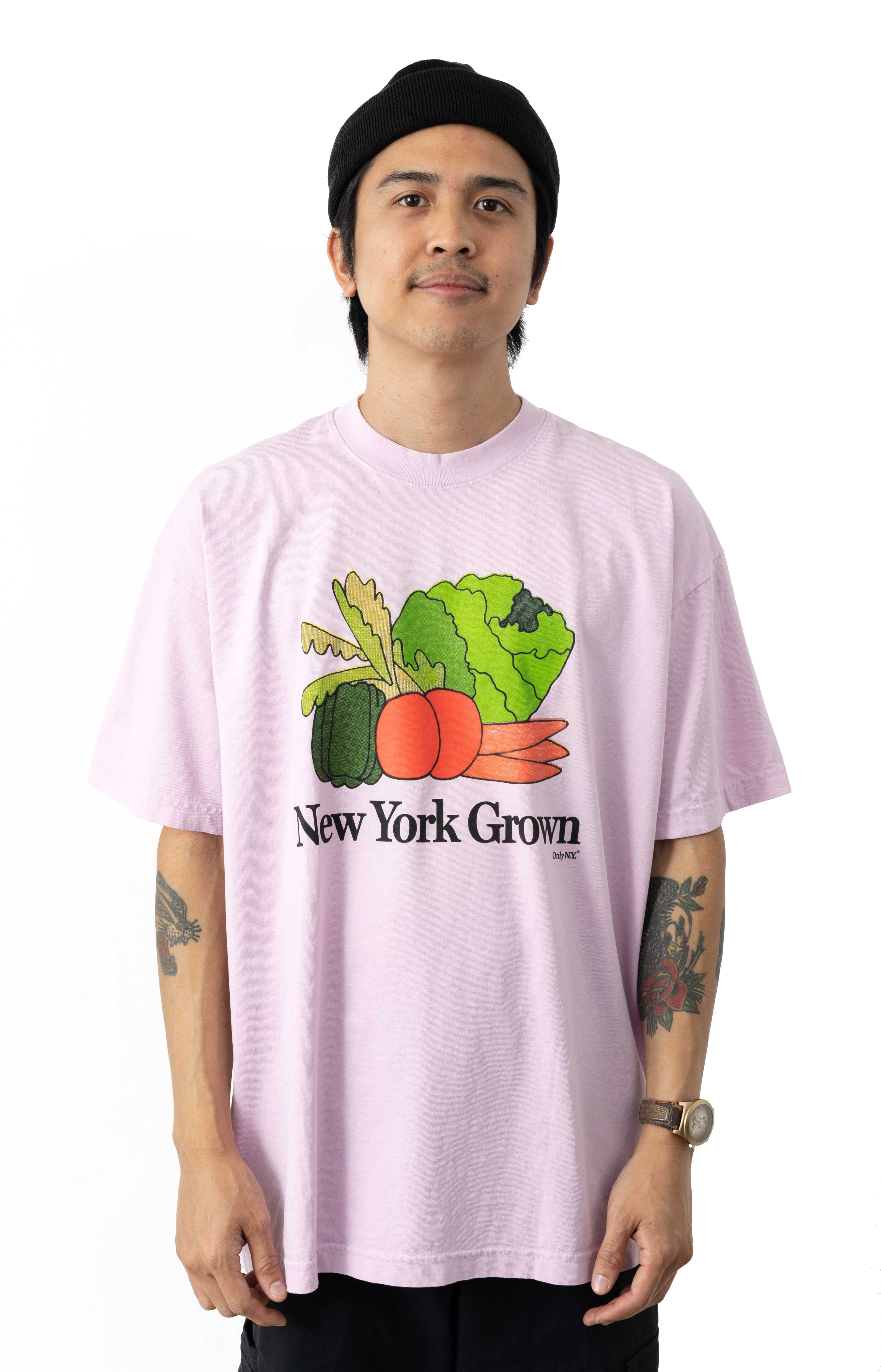 New York Grown T-Shirt - Pink