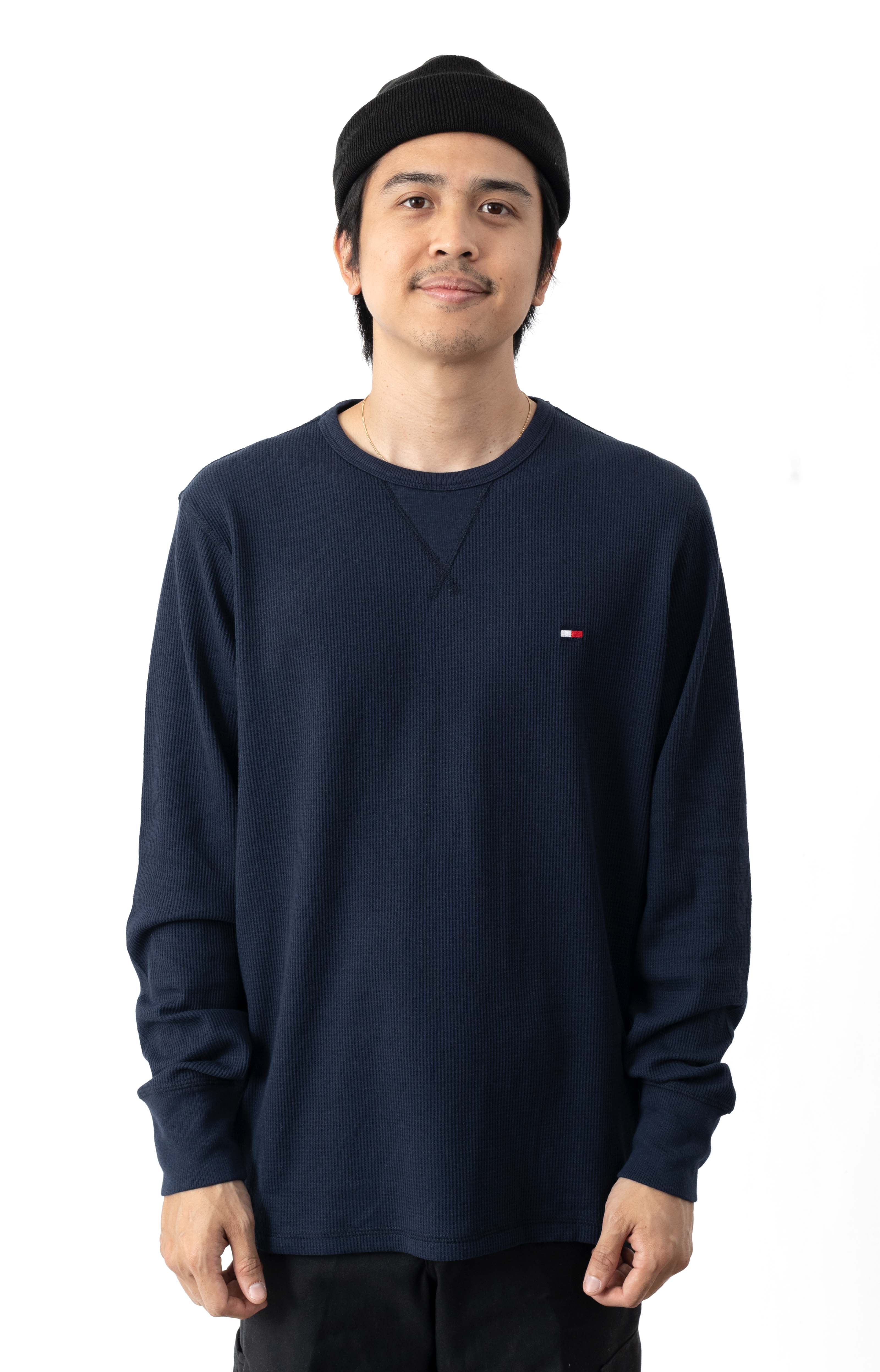 Thermal L/S Shirt - Dark Navy