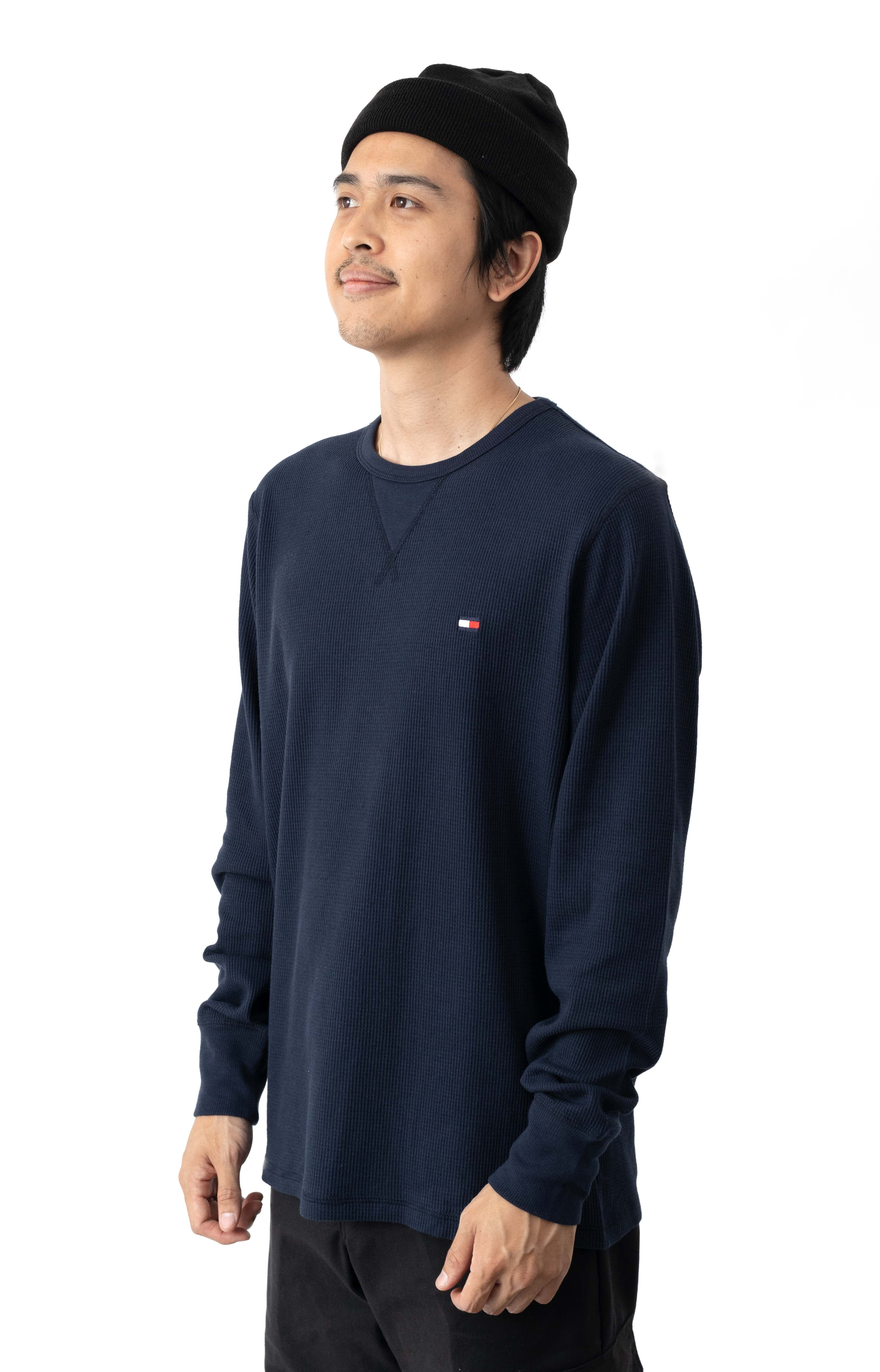 Thermal L/S Shirt - Dark Navy  2