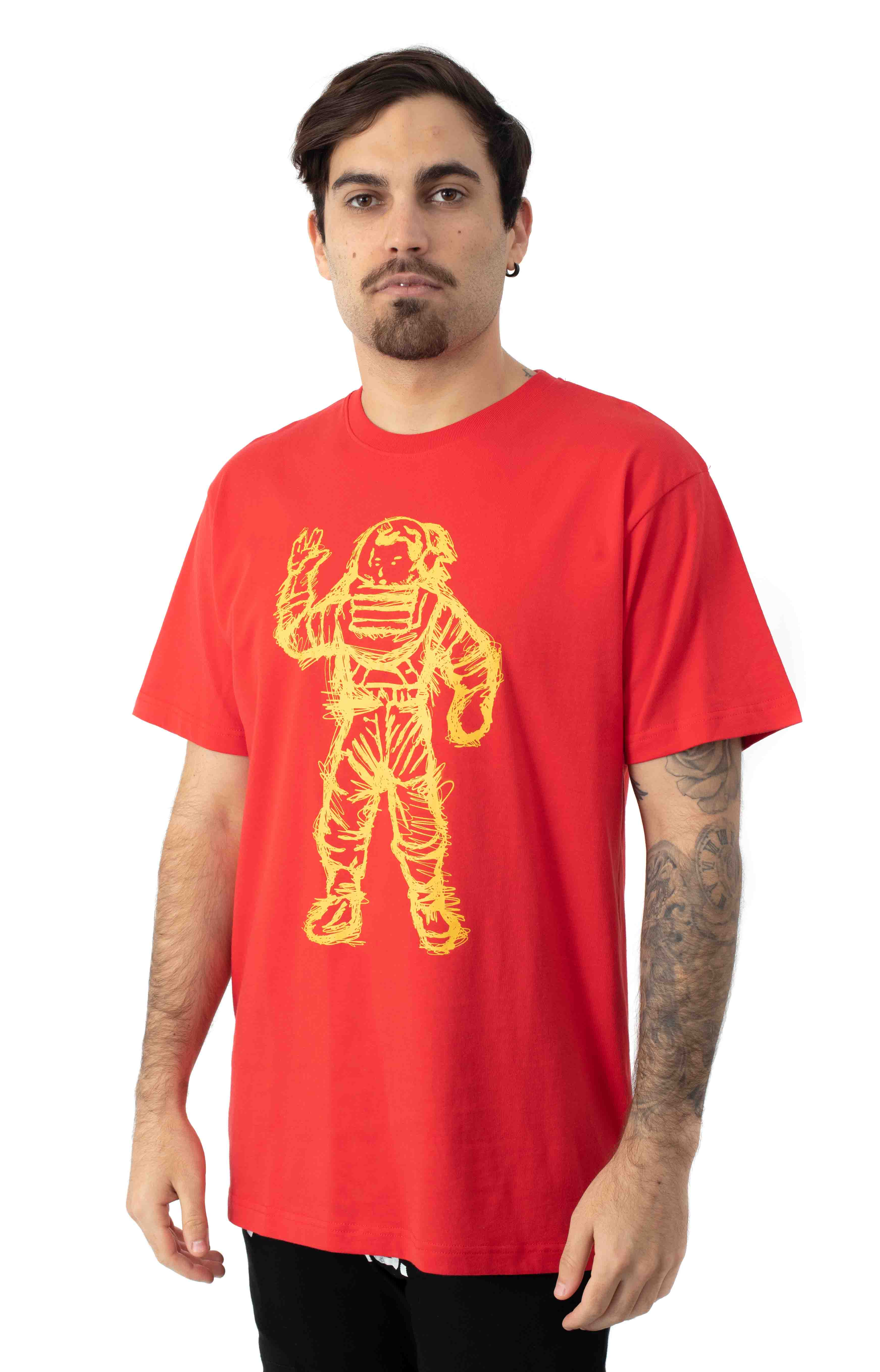 BB Static T-Shirt - High Risk Red