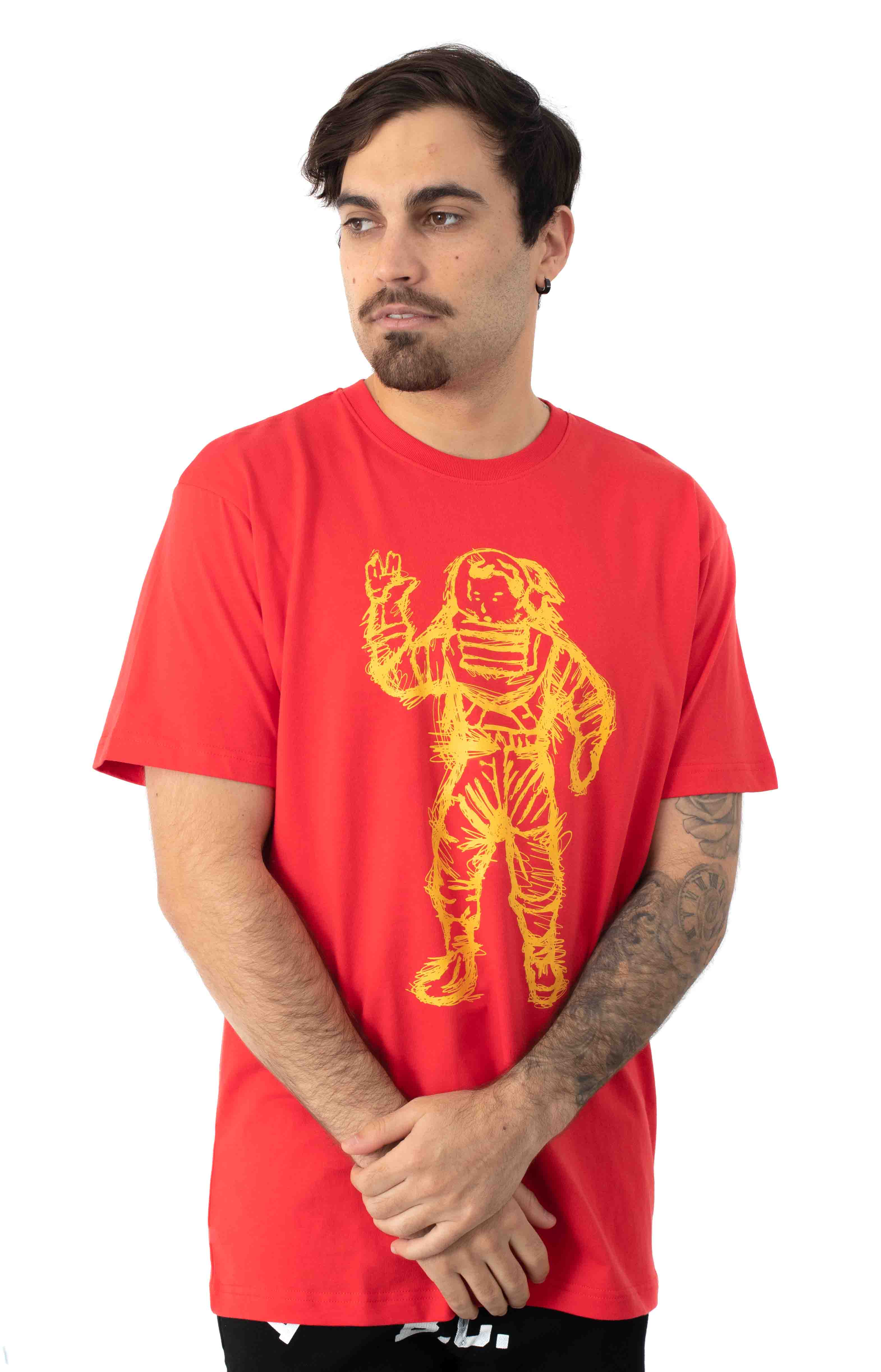 BB Static T-Shirt - High Risk Red 2