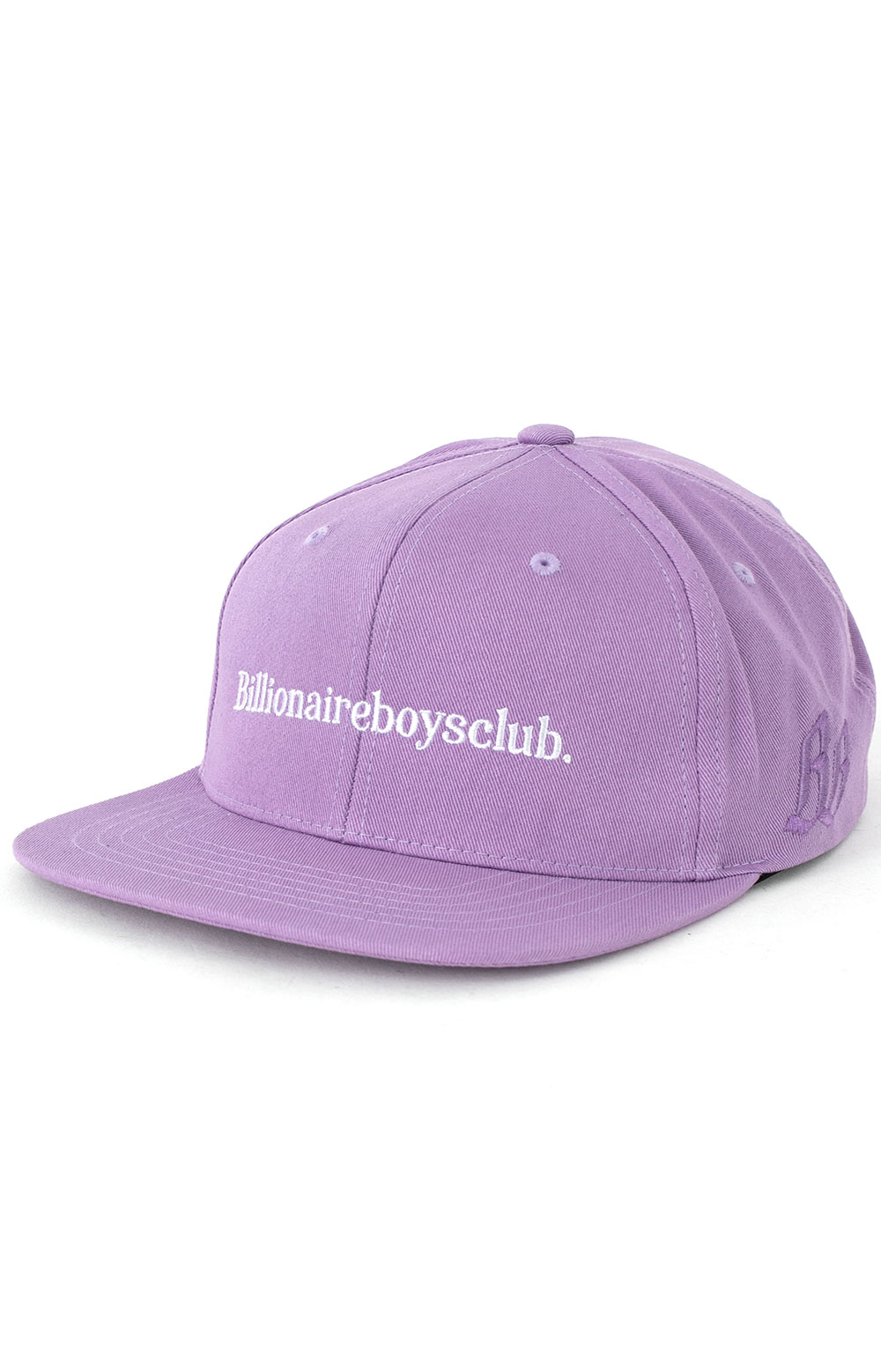 BB Origins Panel Snap-Back Hat -- Violet