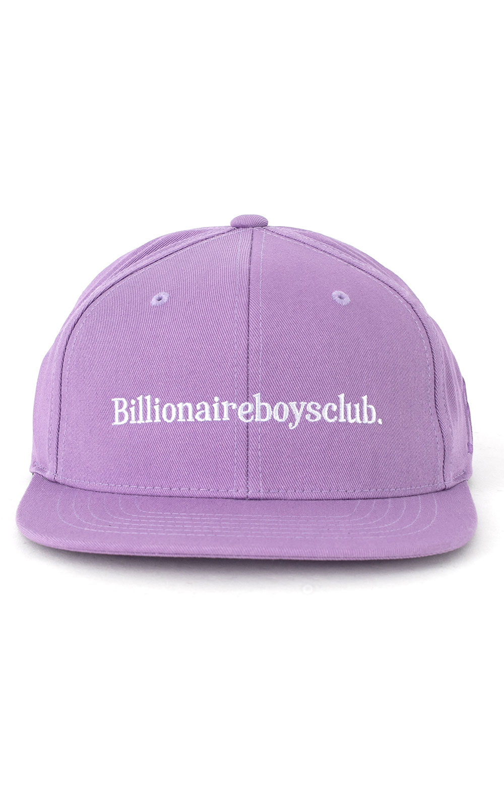 BB Origins Panel Snap-Back Hat -- Violet  2