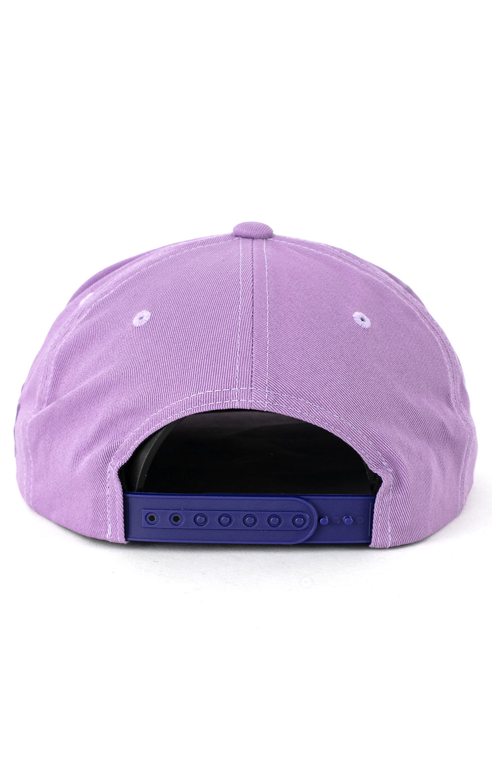 BB Origins Panel Snap-Back Hat -- Violet  3
