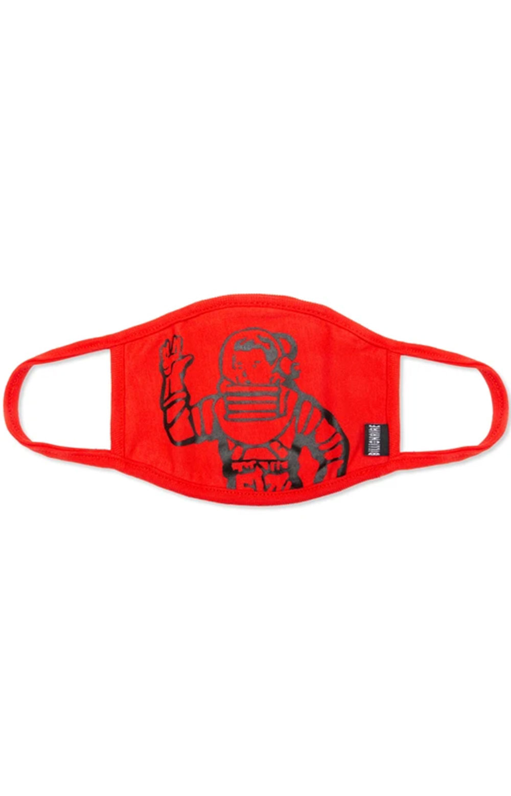 BB Astro Mask - High Risk Red