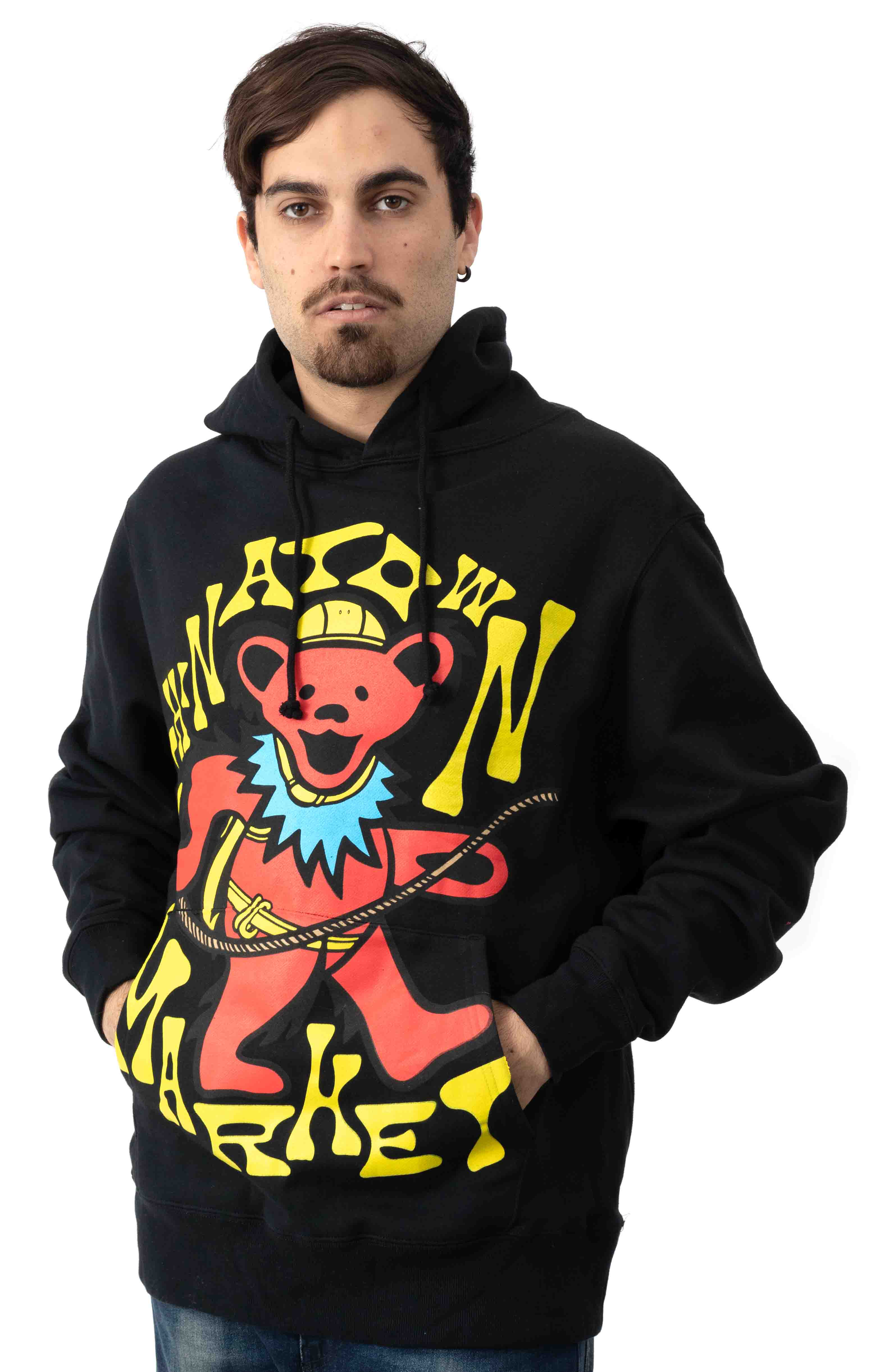 GD New Grasp On Death Pullover Hoodie - Black
