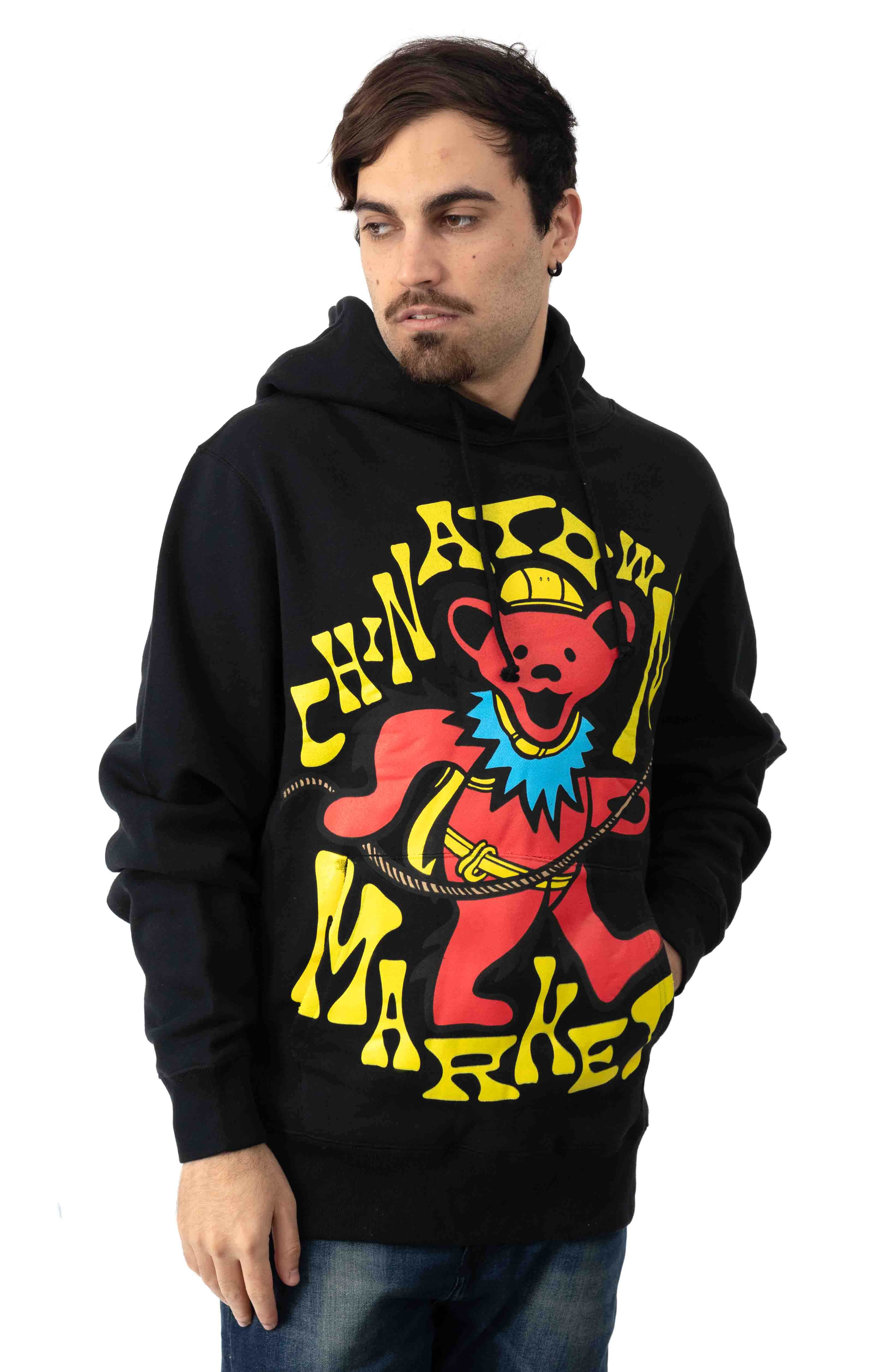 GD New Grasp On Death Pullover Hoodie - Black 2