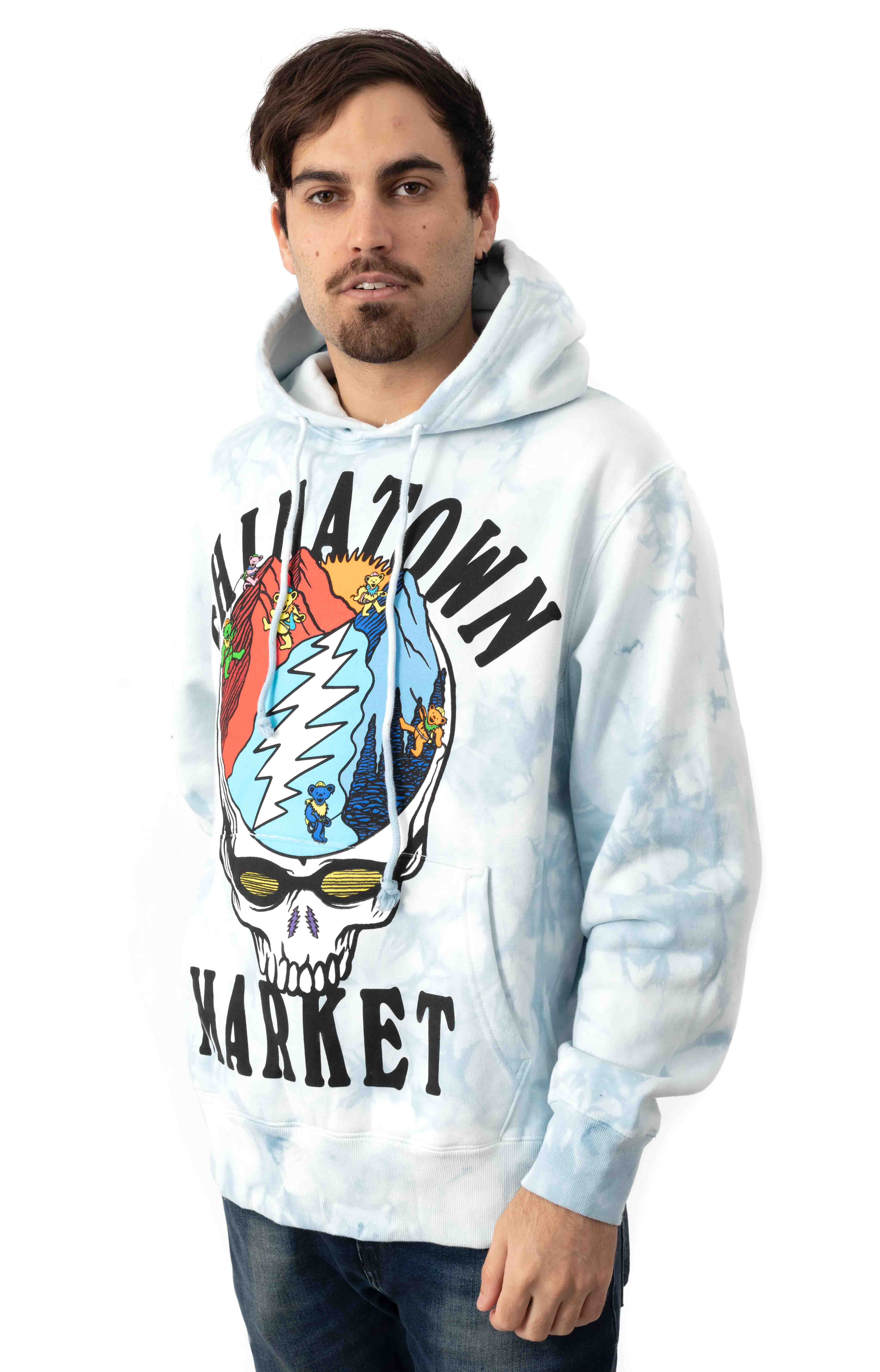 GD Positive Altitude TD Pullover Hoodie  2