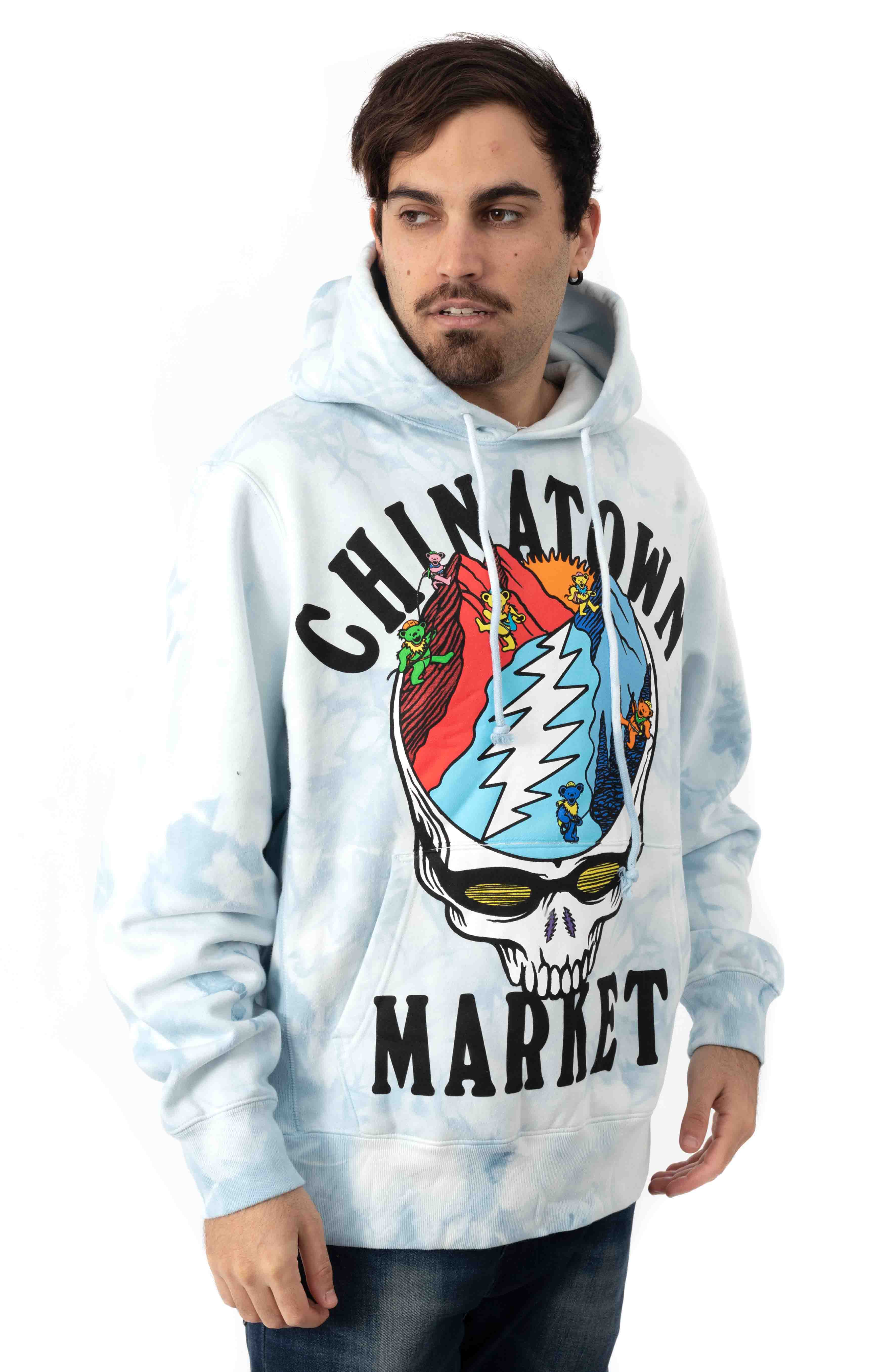 GD Positive Altitude TD Pullover Hoodie