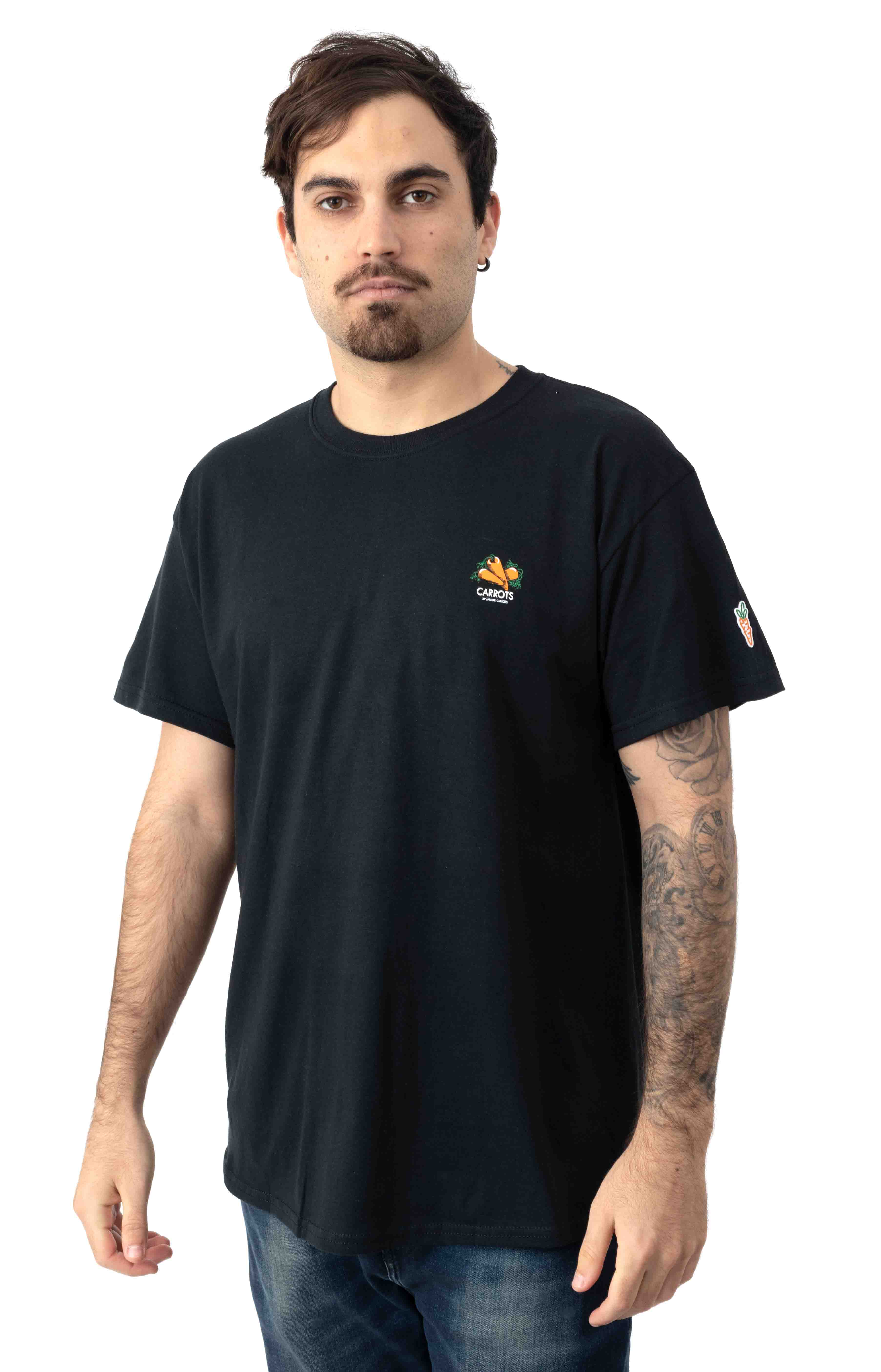 Loom T-Shirt - Black  2