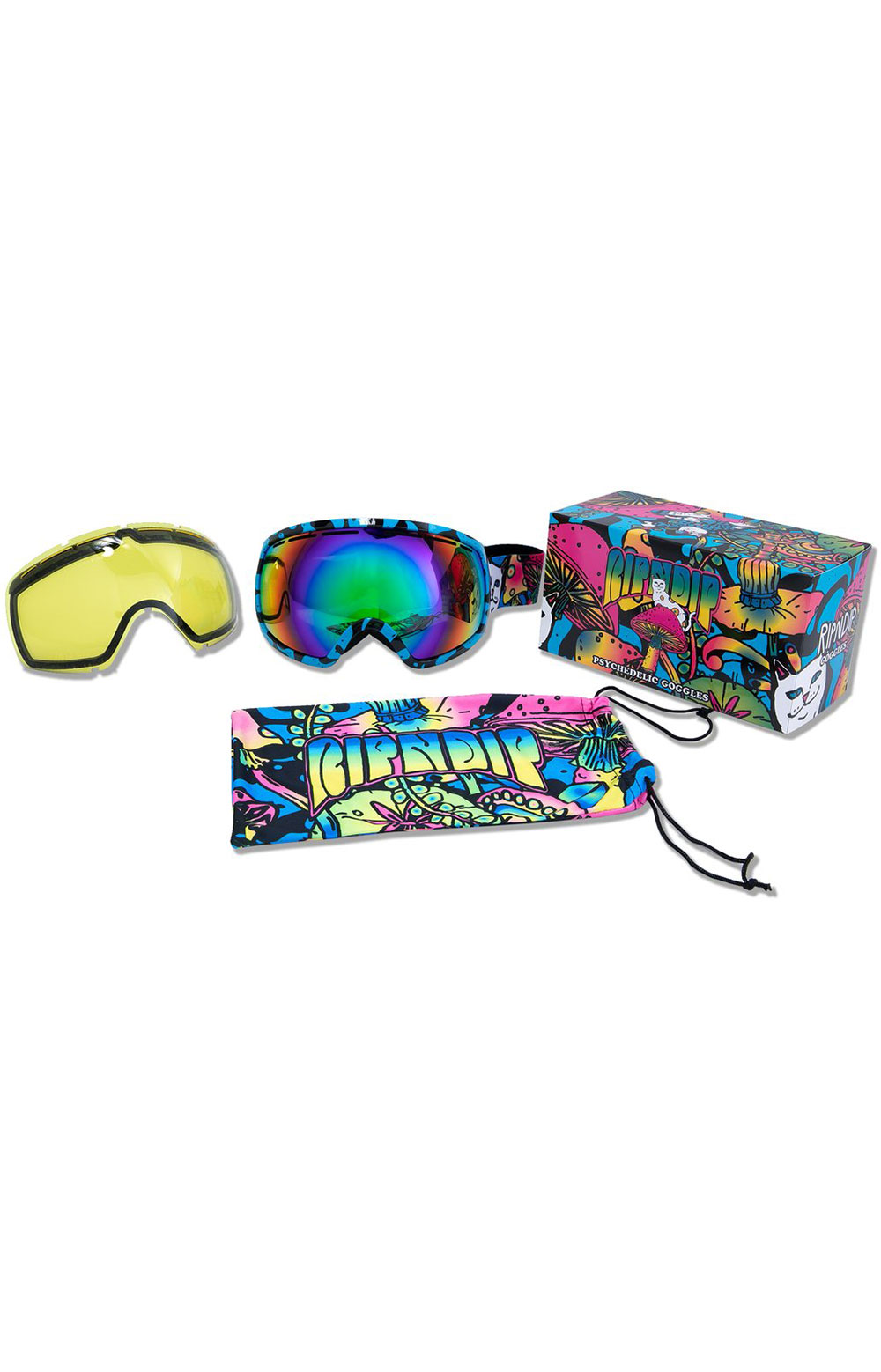 Psychedelic Goggles 5