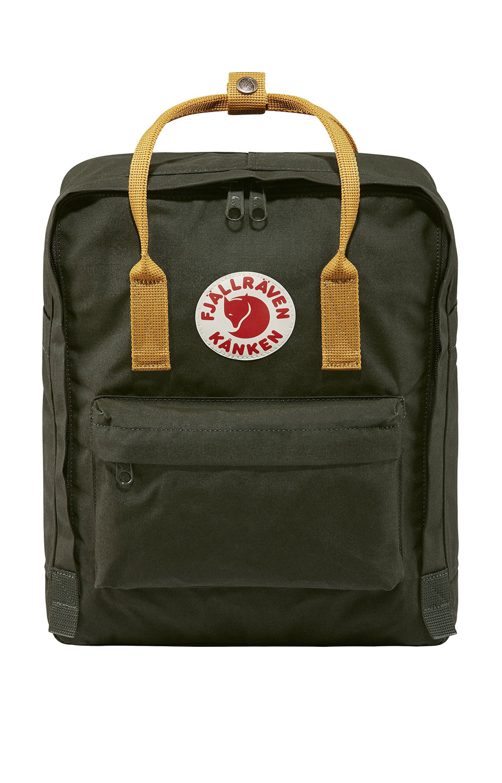 Kanken Backpack - Deep Forest/Acorn