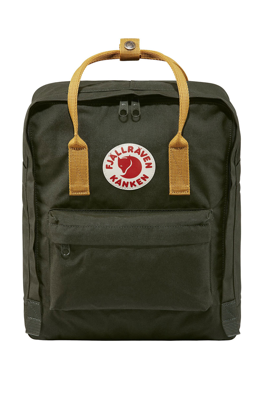 Kanken Backpack - Deep Forest/Acorn  2