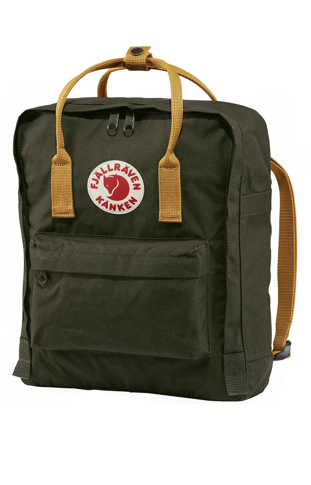 Kanken Backpack - Deep Forest/Acorn  4