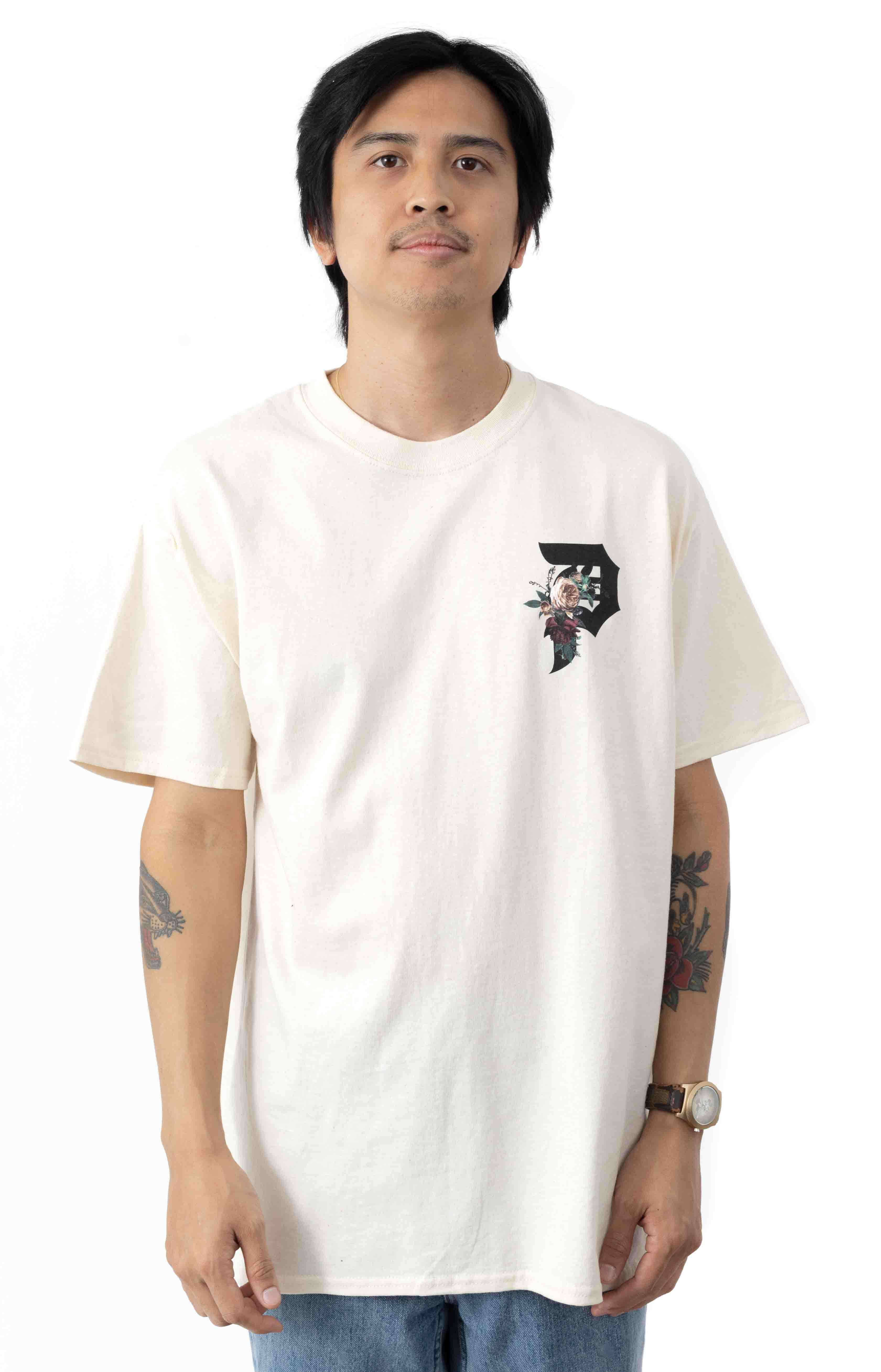 Dirty P Tribute T-Shirt - Cream