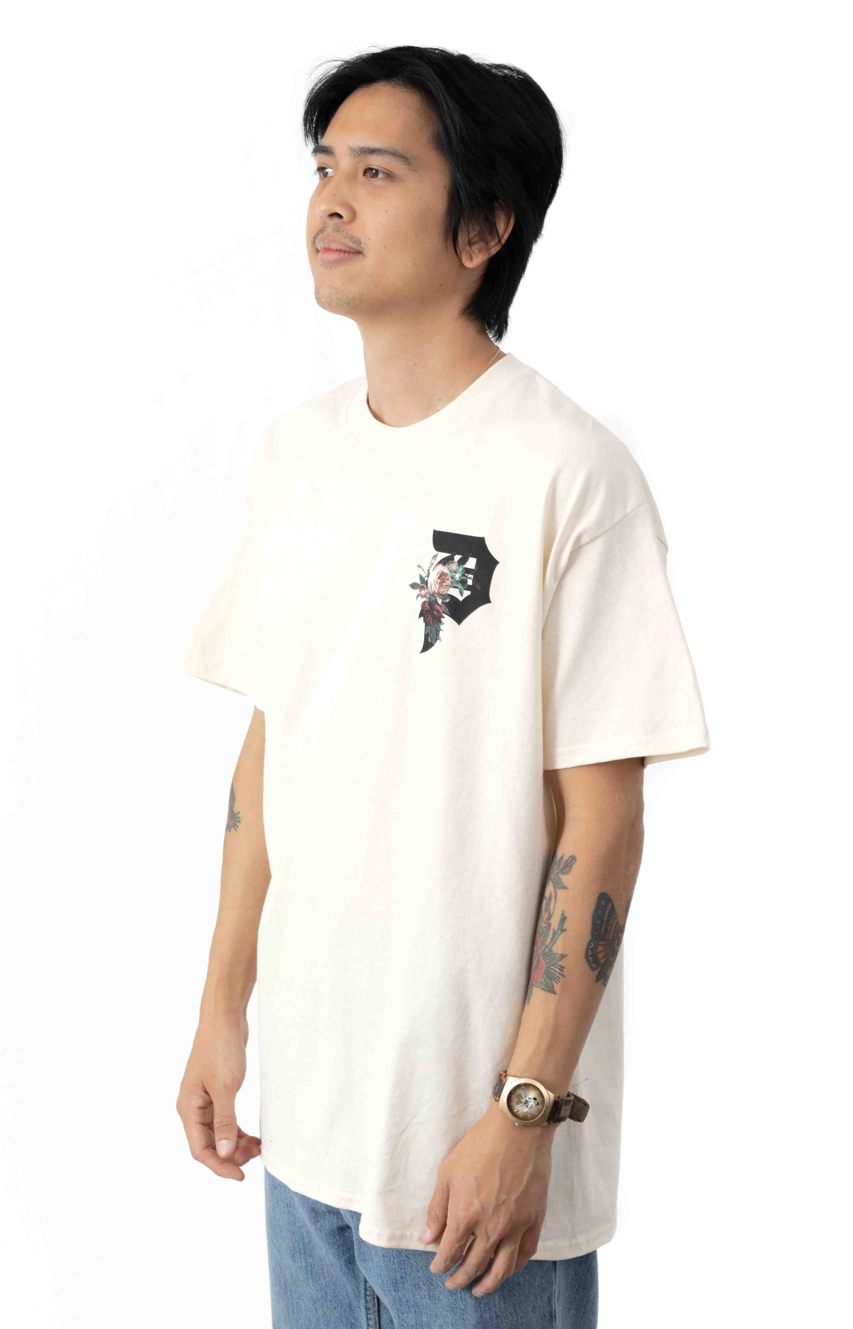 Dirty P Tribute T-Shirt - Cream 2