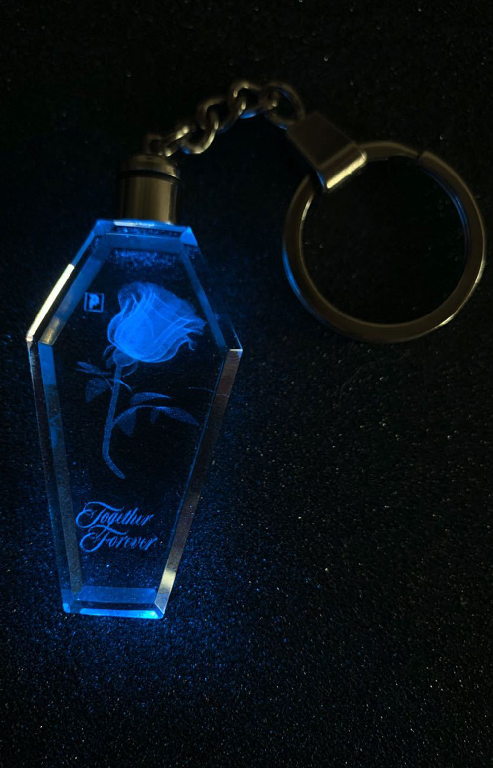 Forever Keychain 2