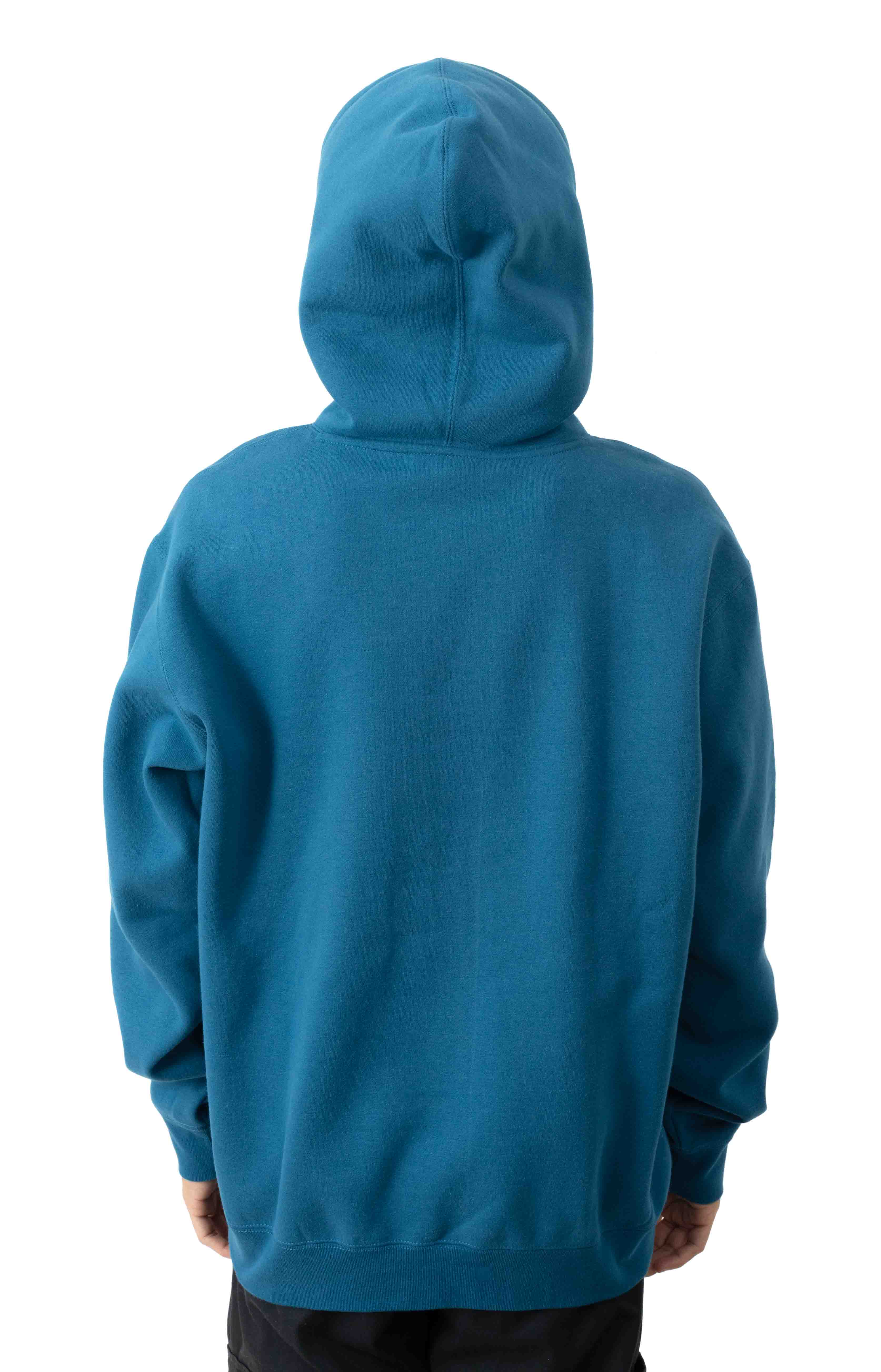 No Evil Pullover Hoodie - Sapphire 3