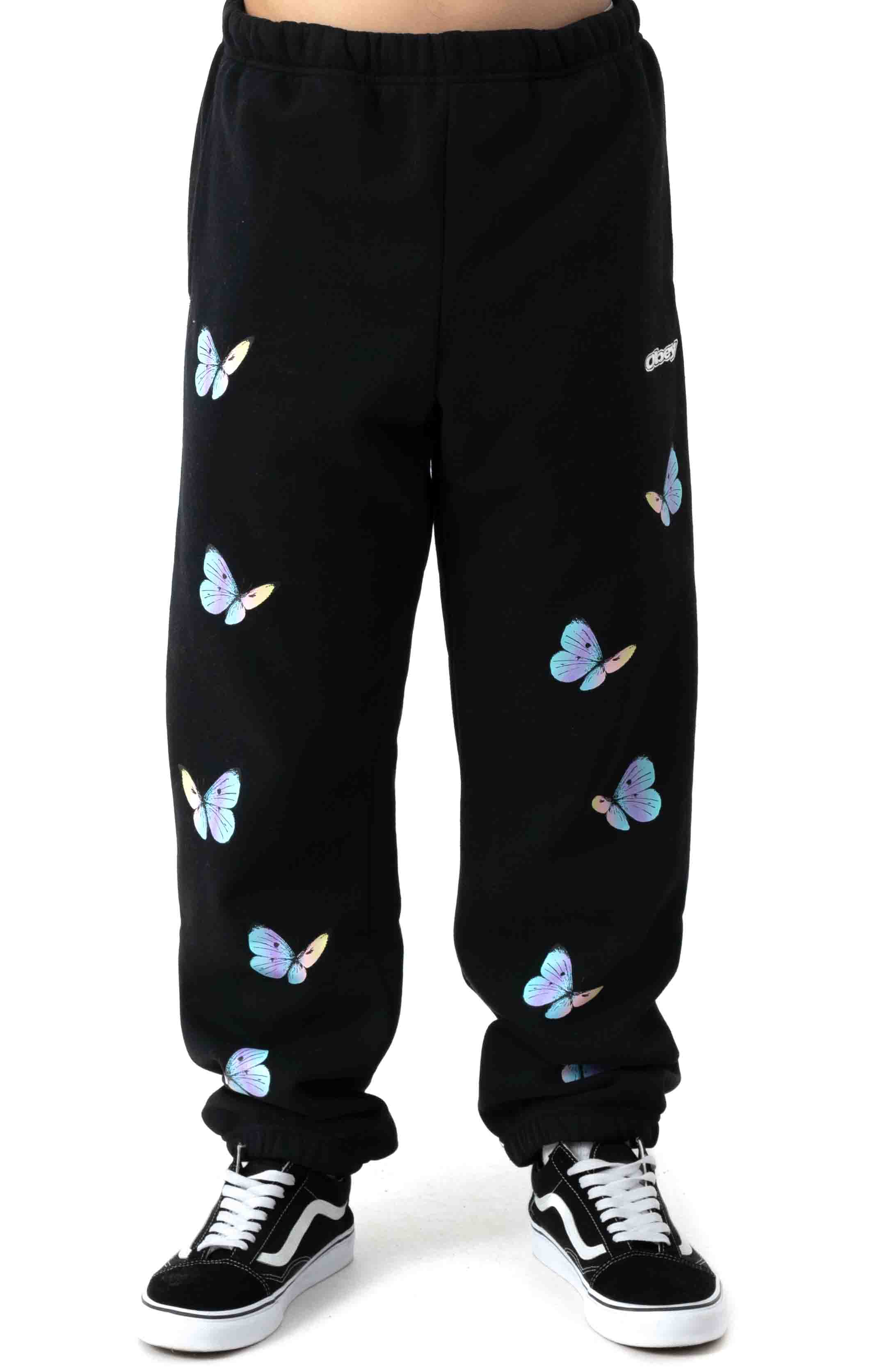 Kyoto Sweatpants - Black 2