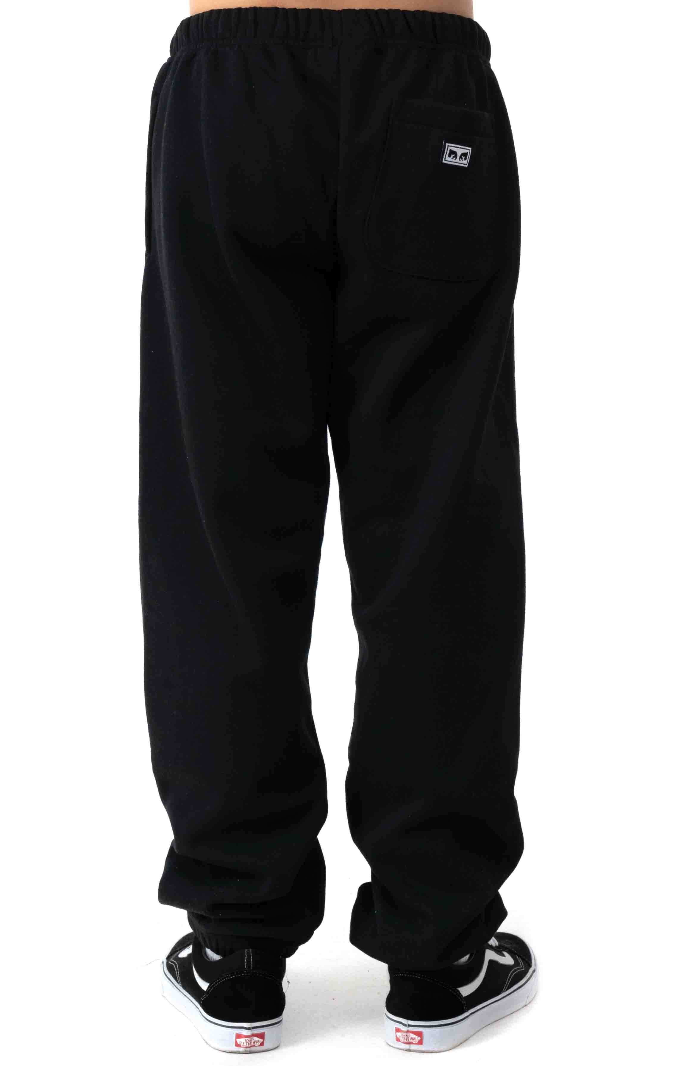 Kyoto Sweatpants - Black 3