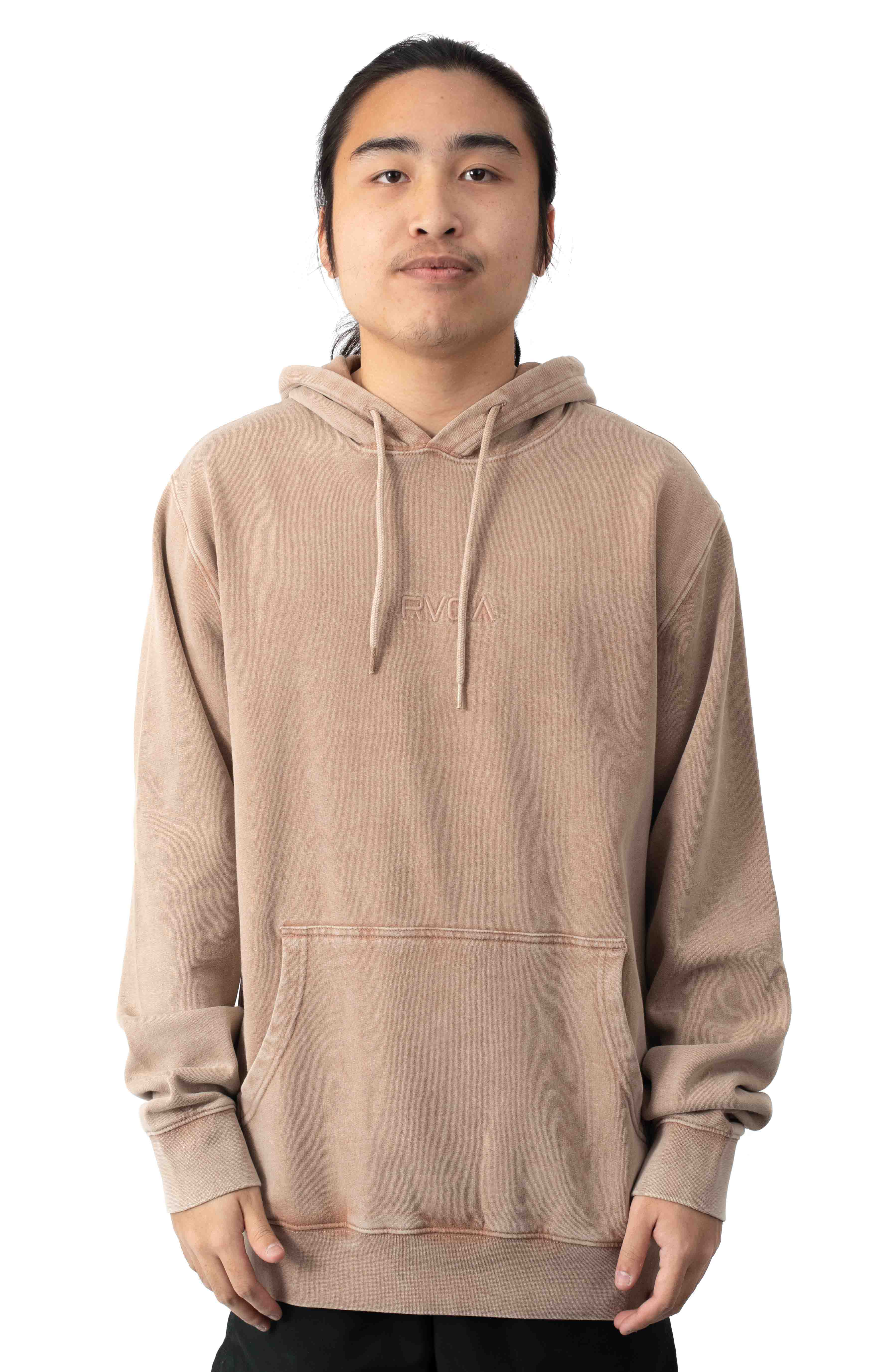 Mineral Pullover Hoodie - Camel