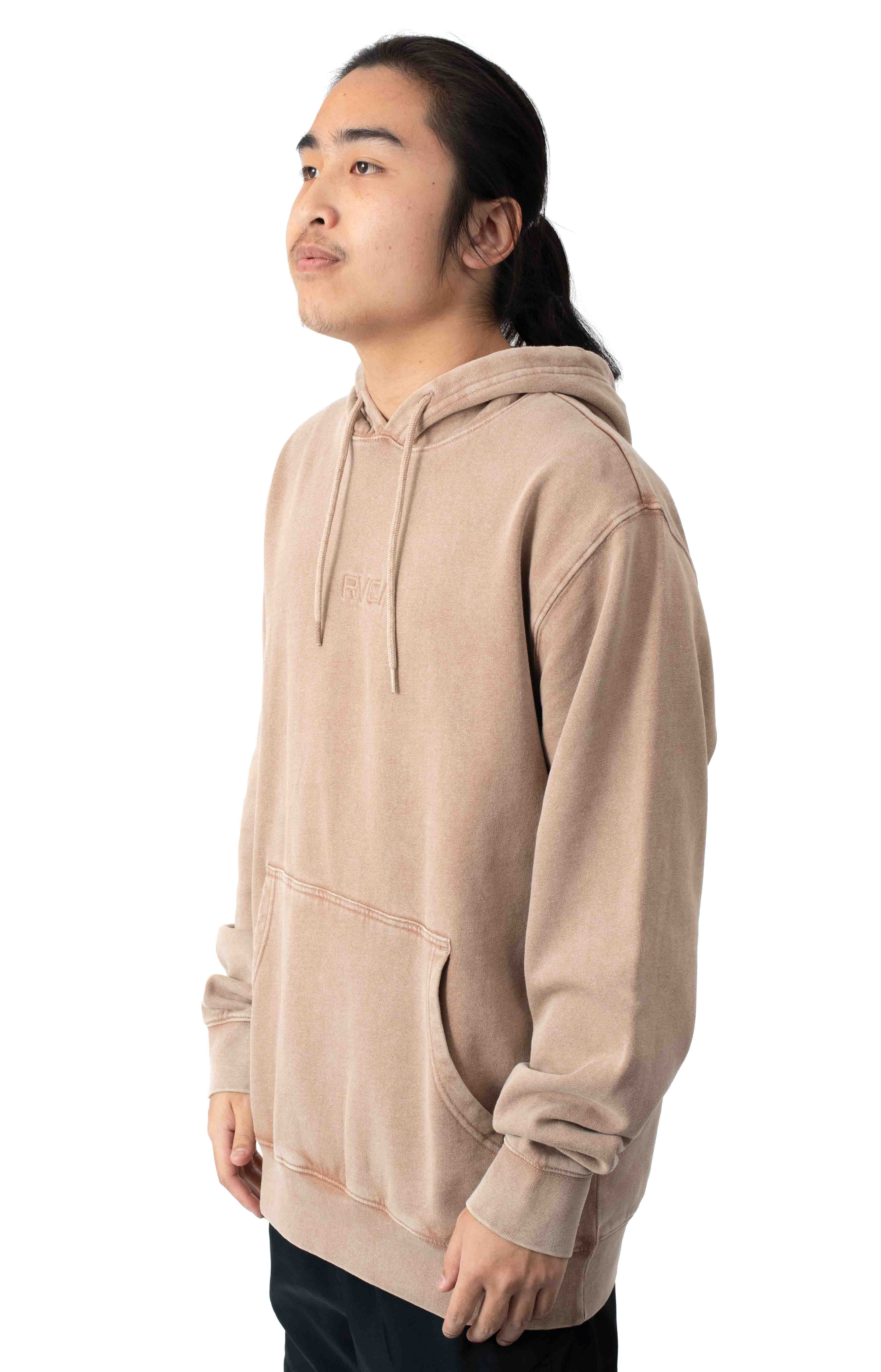 Mineral Pullover Hoodie - Camel  2