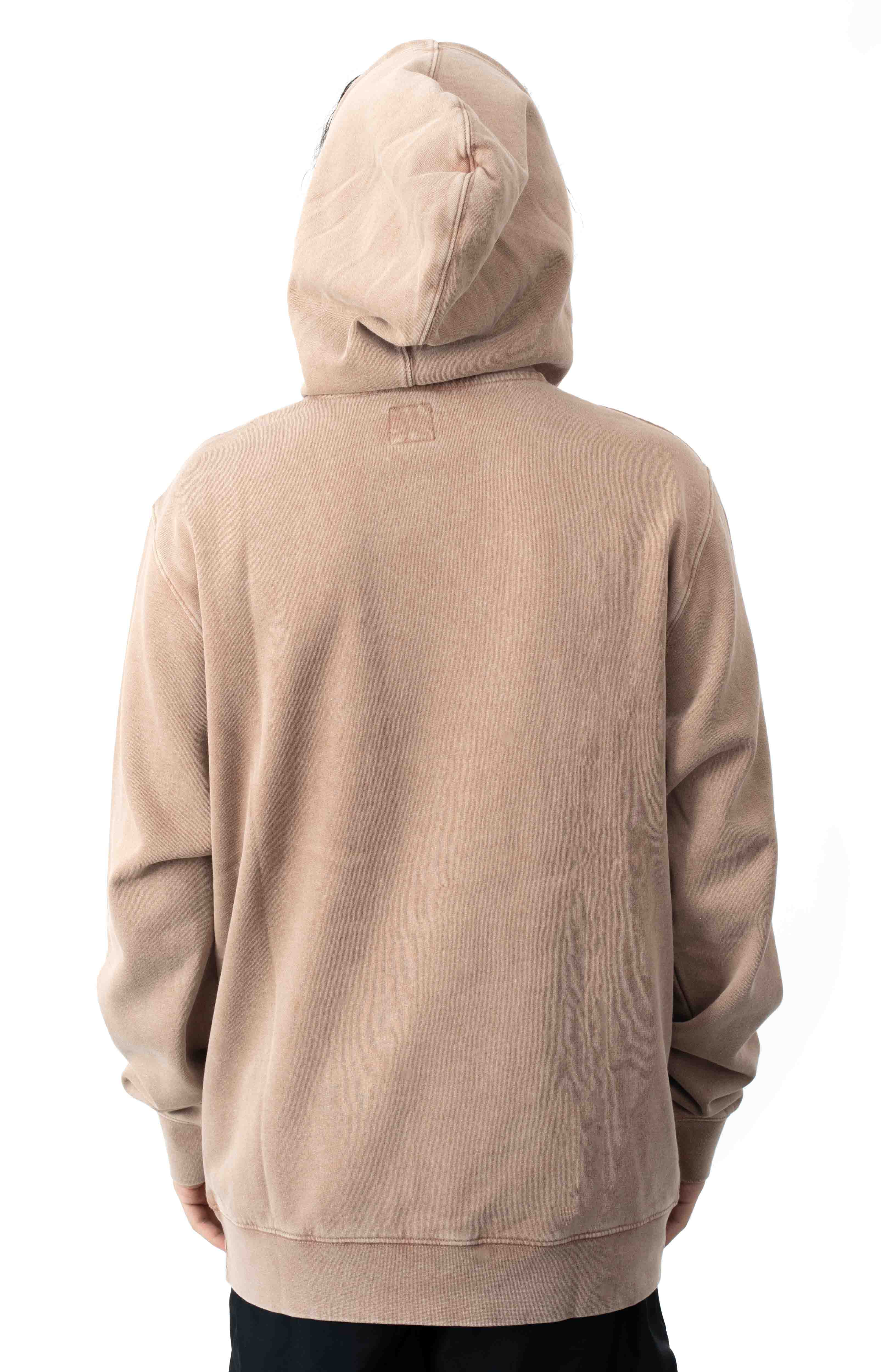 Mineral Pullover Hoodie - Camel  3