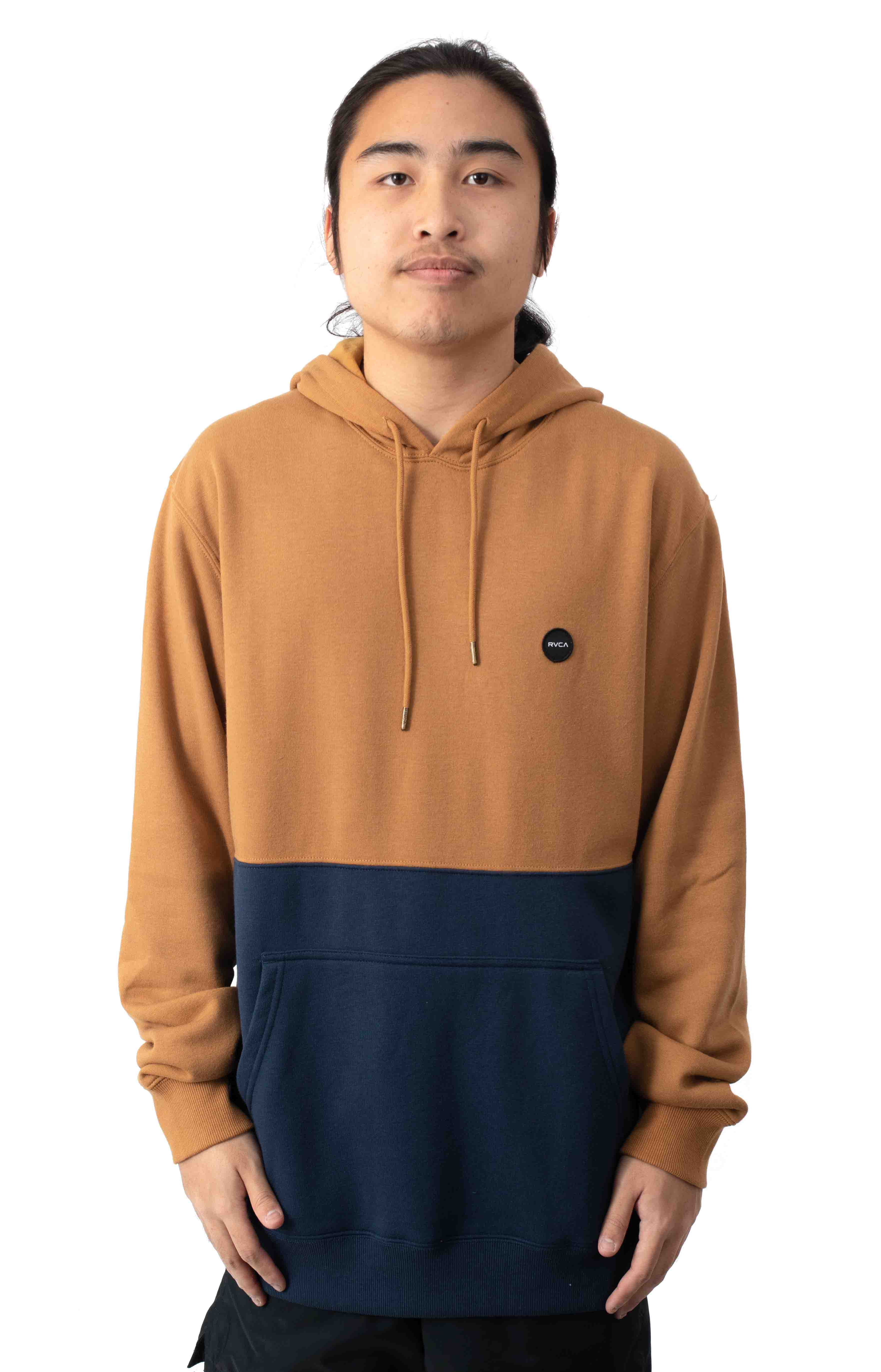 Carson Pullover Hoodie - Camel
