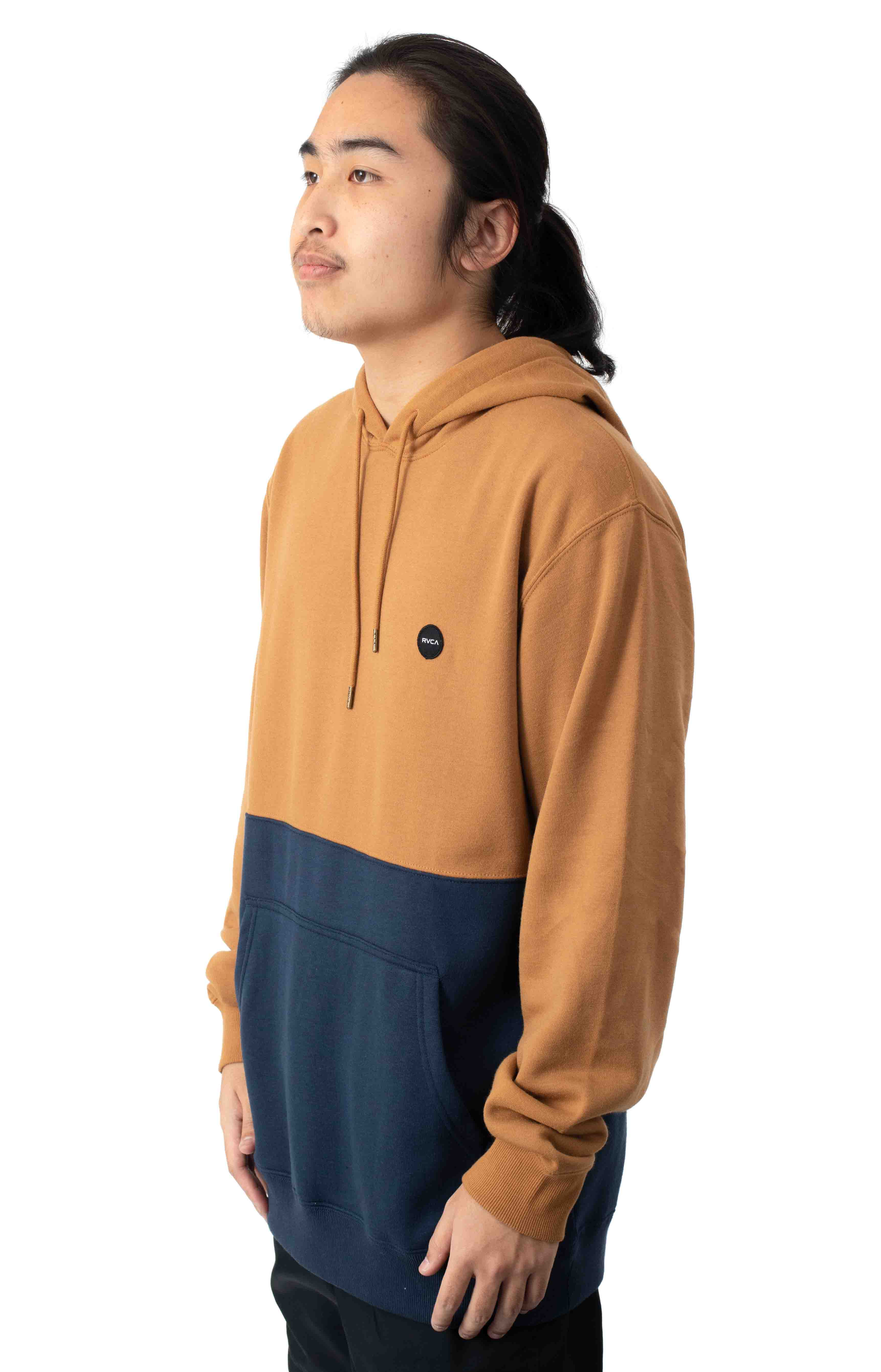 Carson Pullover Hoodie - Camel  2