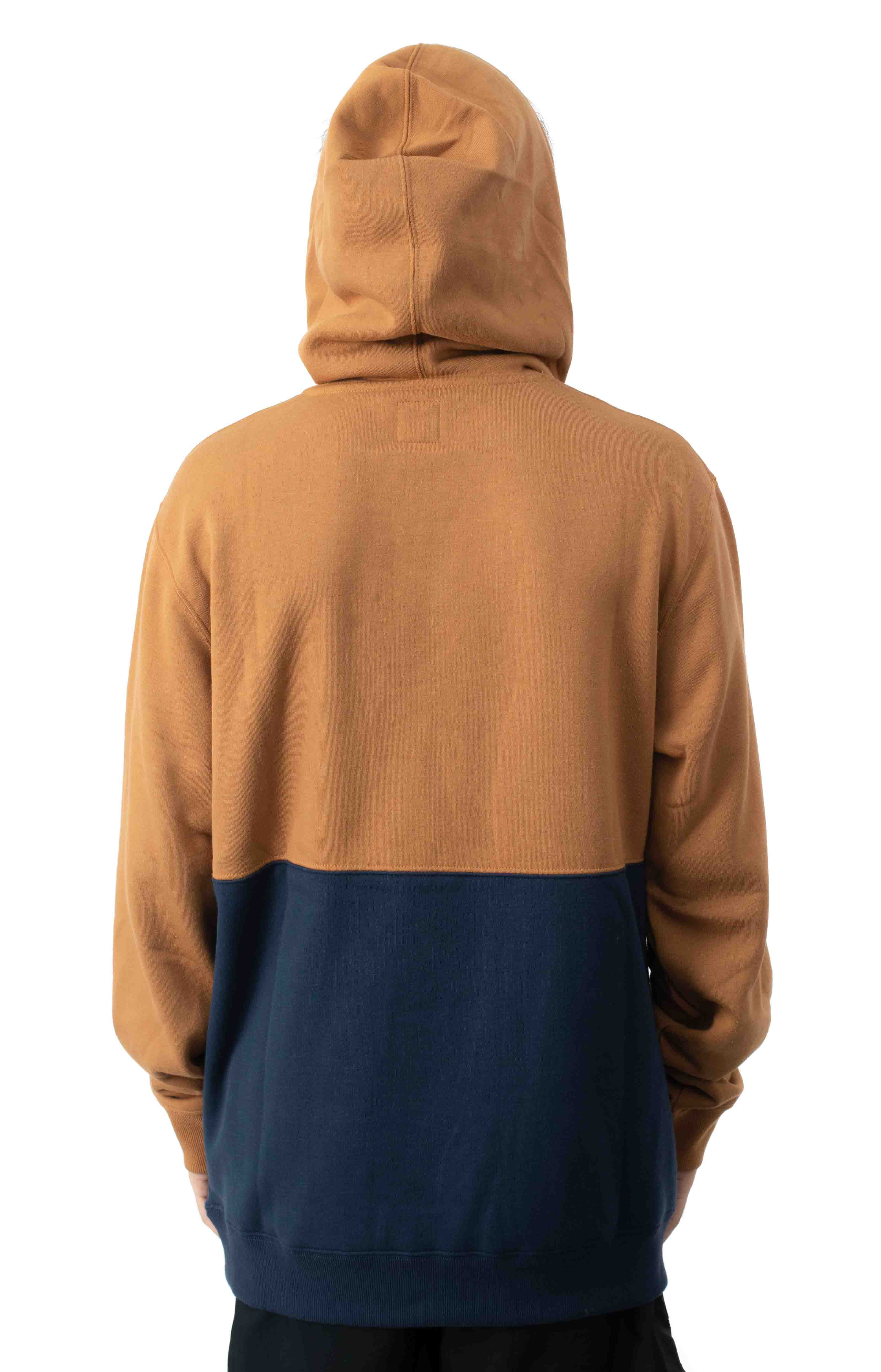 Carson Pullover Hoodie - Camel  3