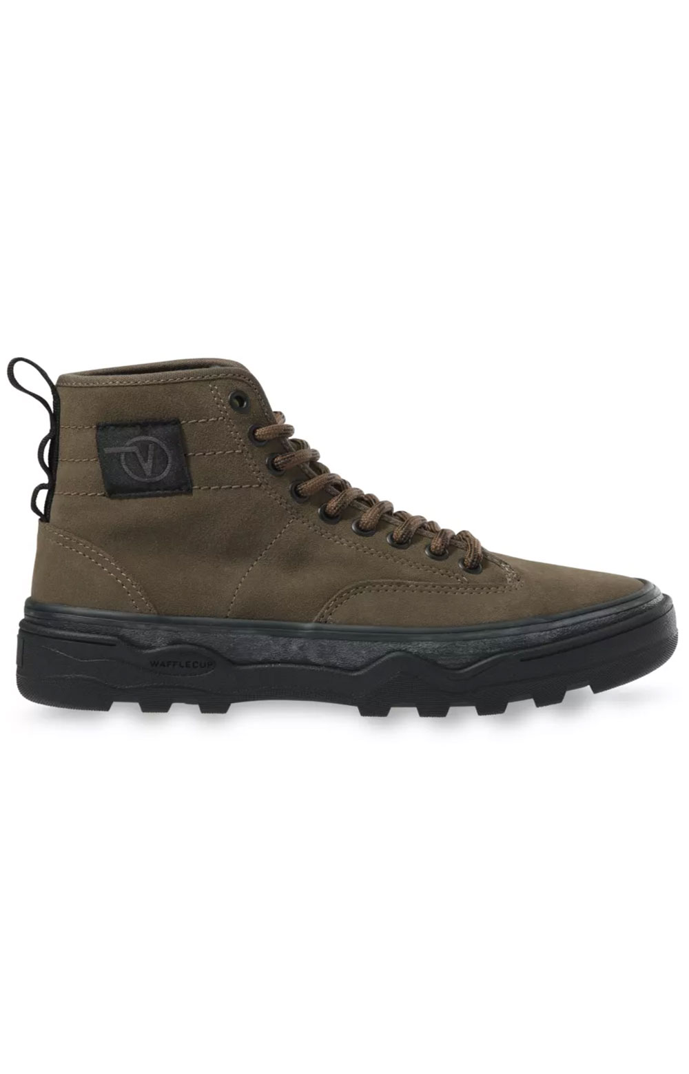 (P3K2VB) Suede Sentry WC Shoes - Canteen/Black