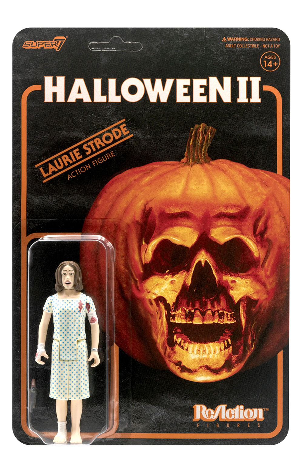 Halloween II ReAction Figure - Laurie Strode