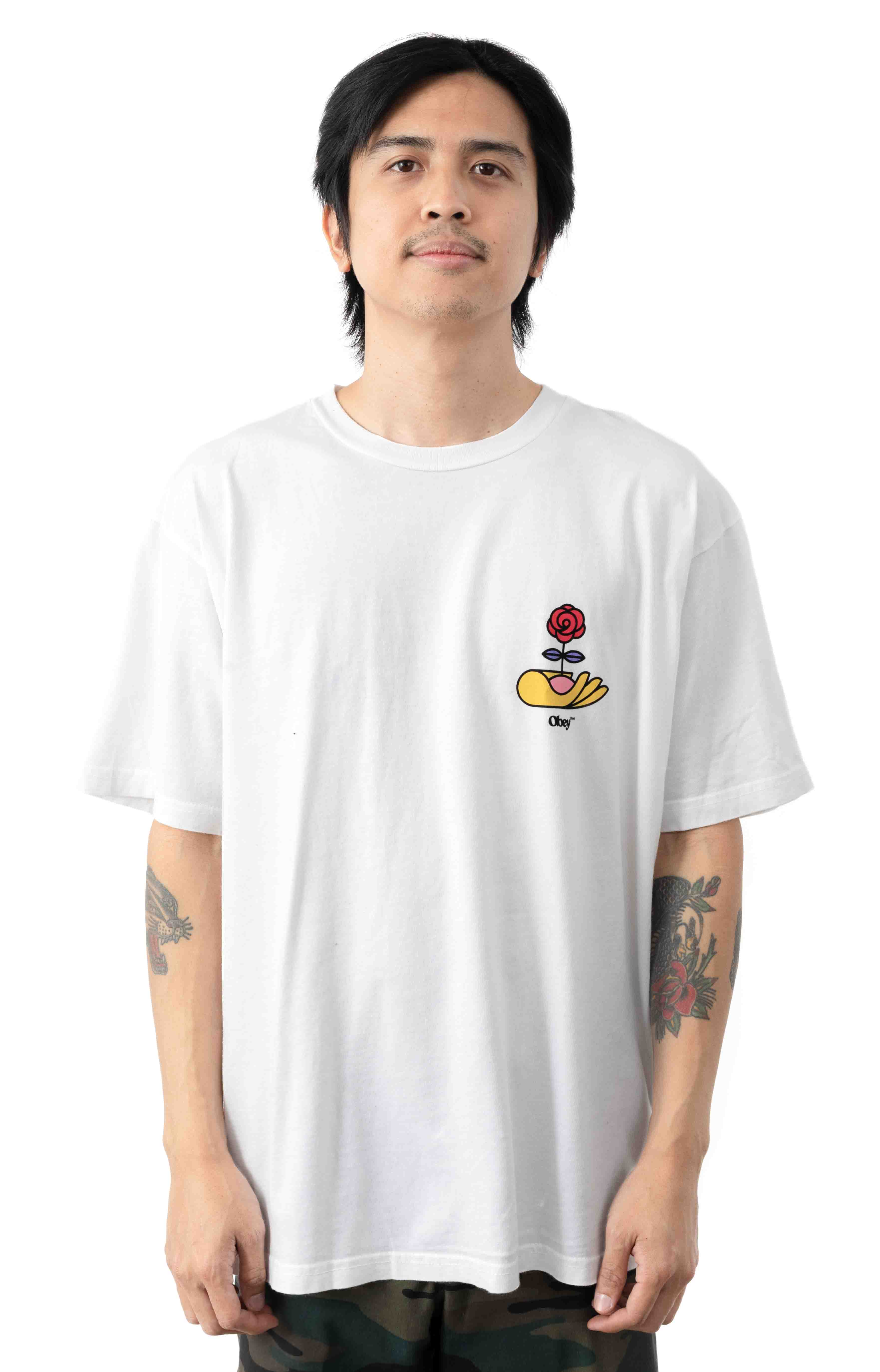 Plant A Seed T-Shirt - White  2