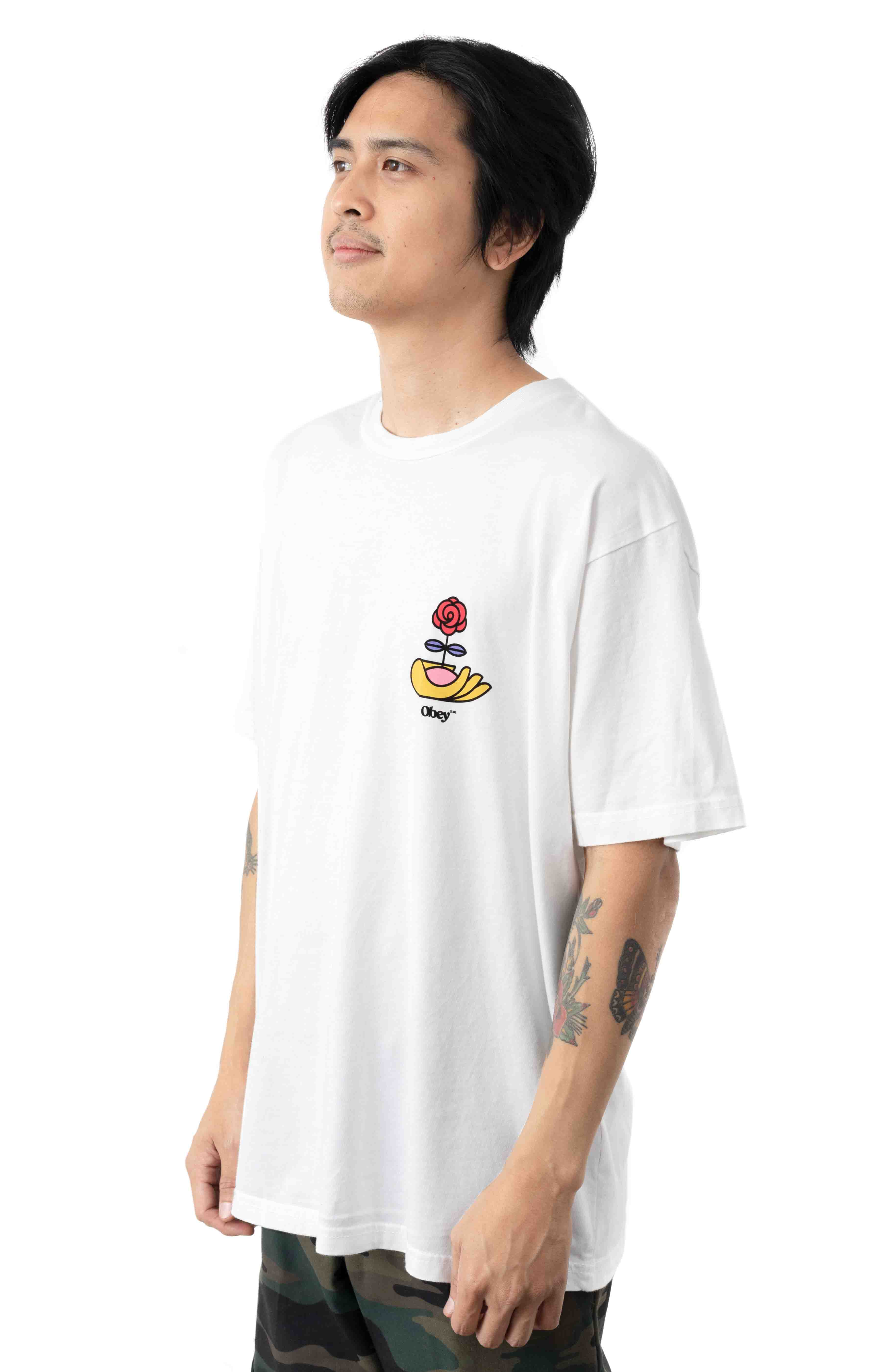 Plant A Seed T-Shirt - White  3