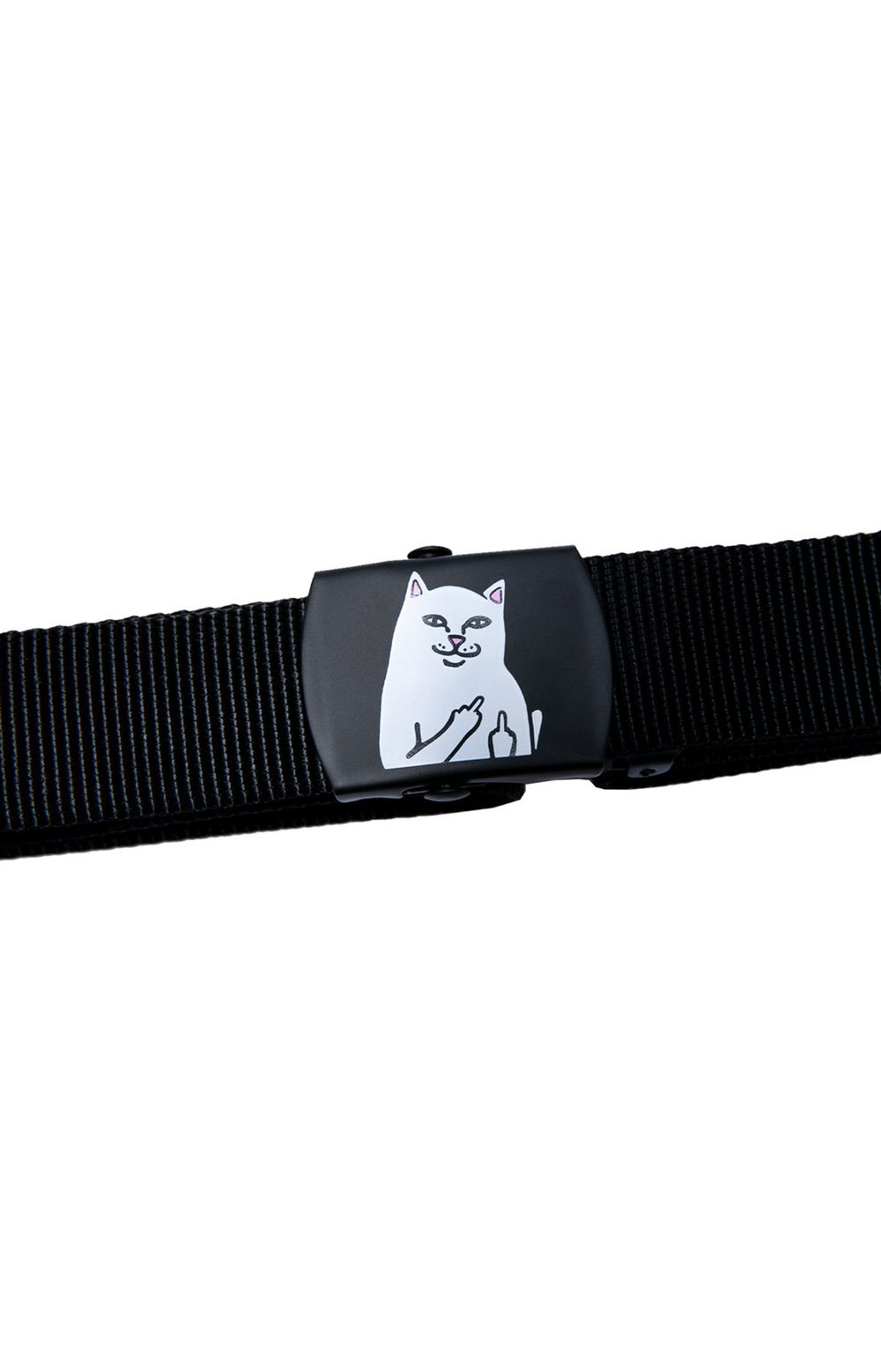 Lord Nermal Web Belt - Black 2
