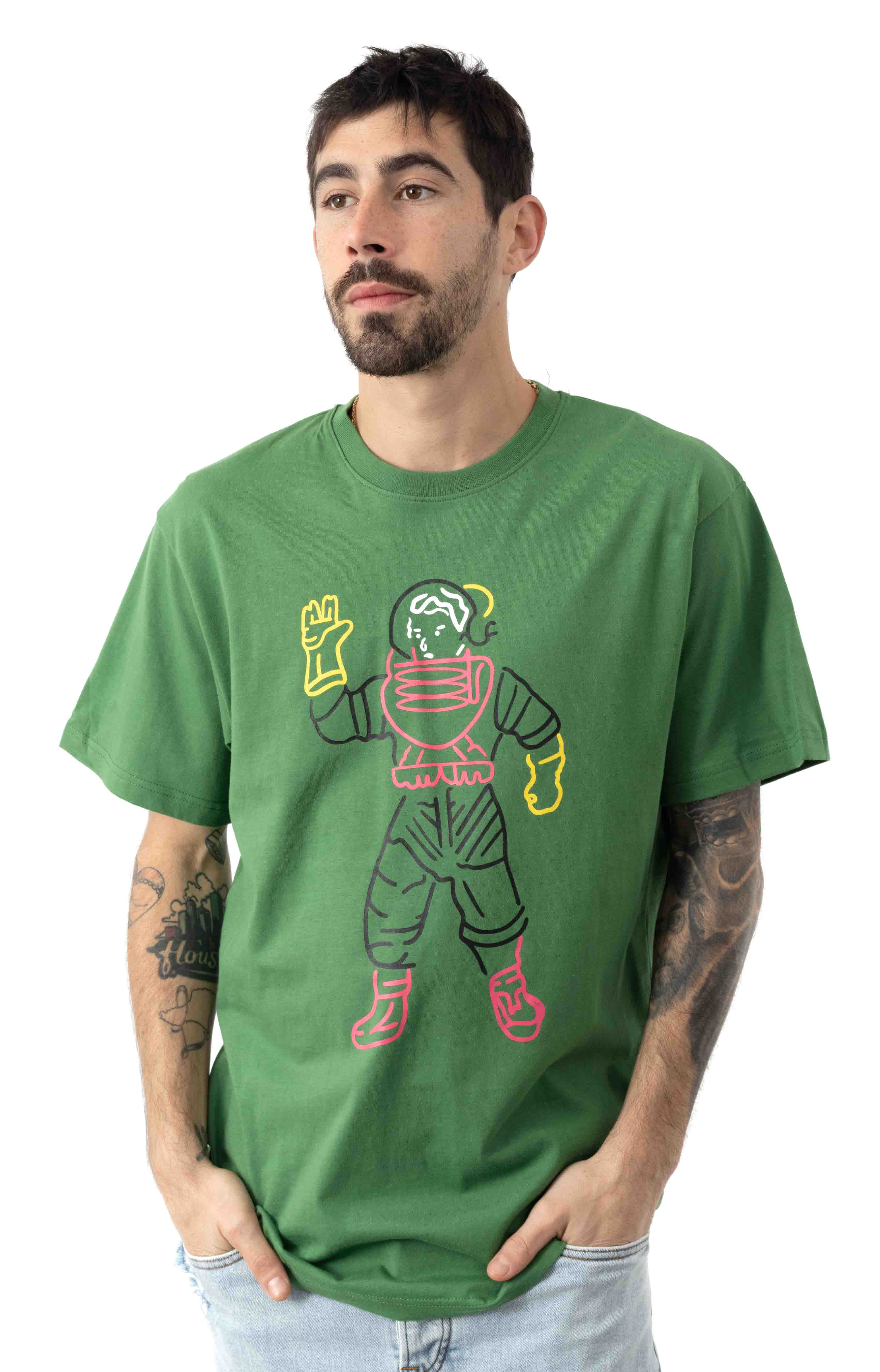BB Astro Lights T-Shirt - Willow Bough