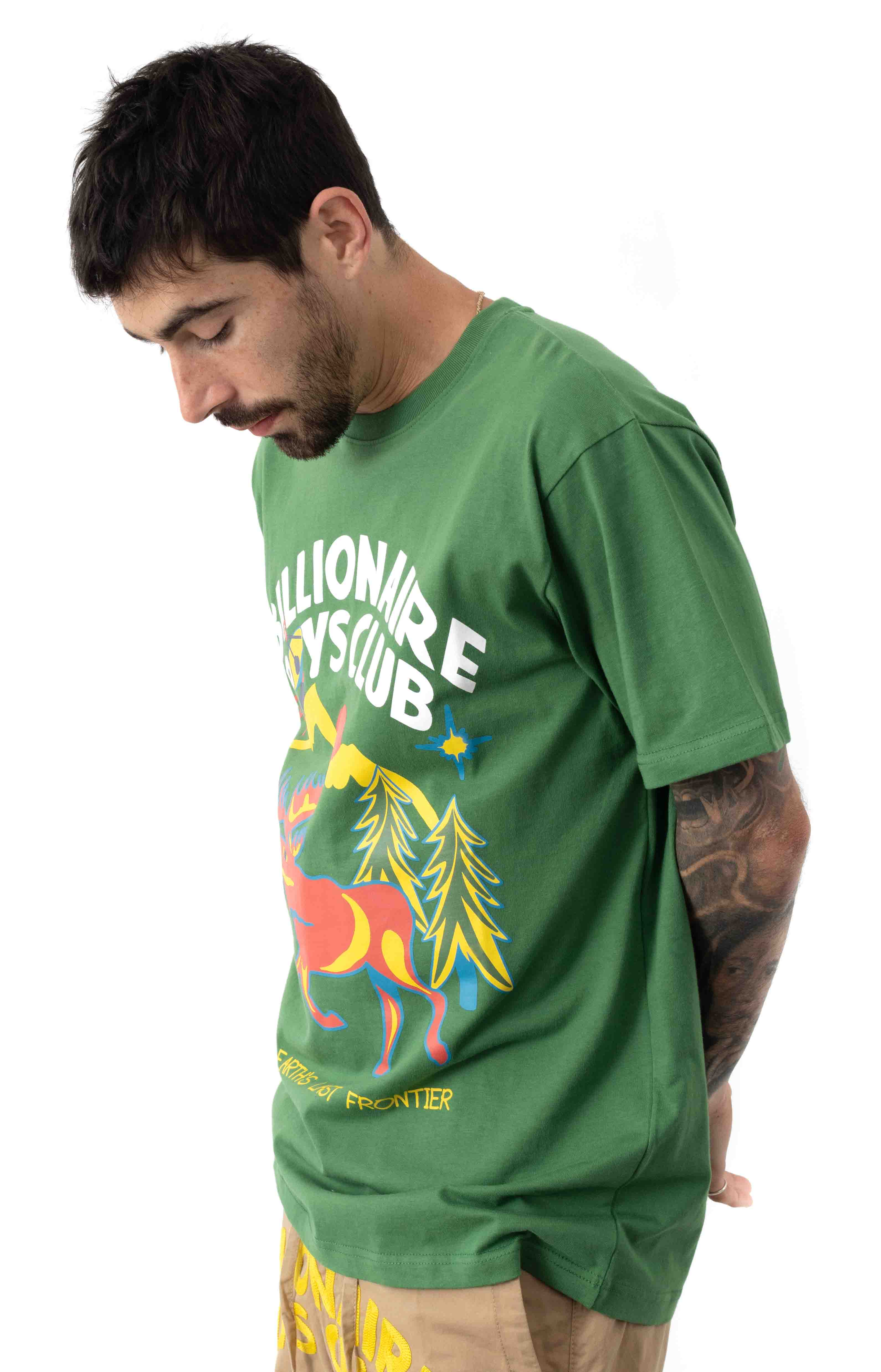 BB Open Trail T-Shirt - Willow Bough 2