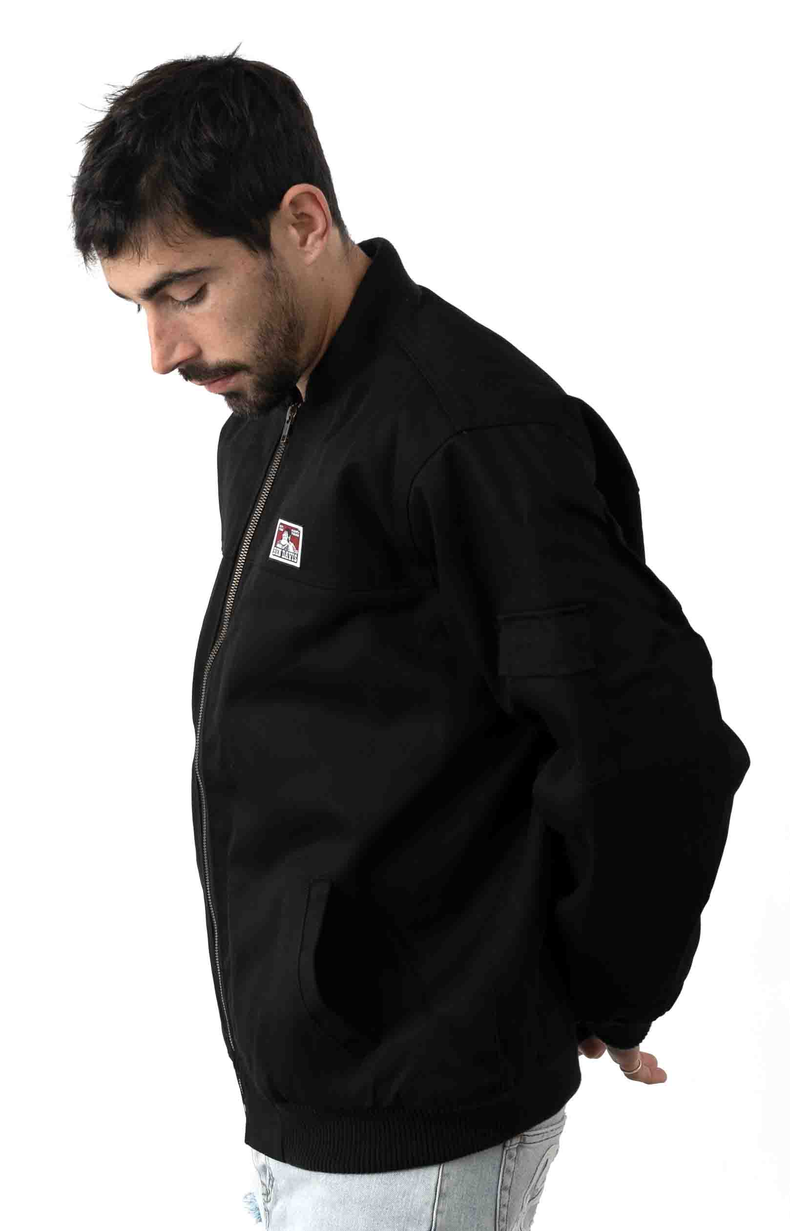 Bomber Jacket - Black 2
