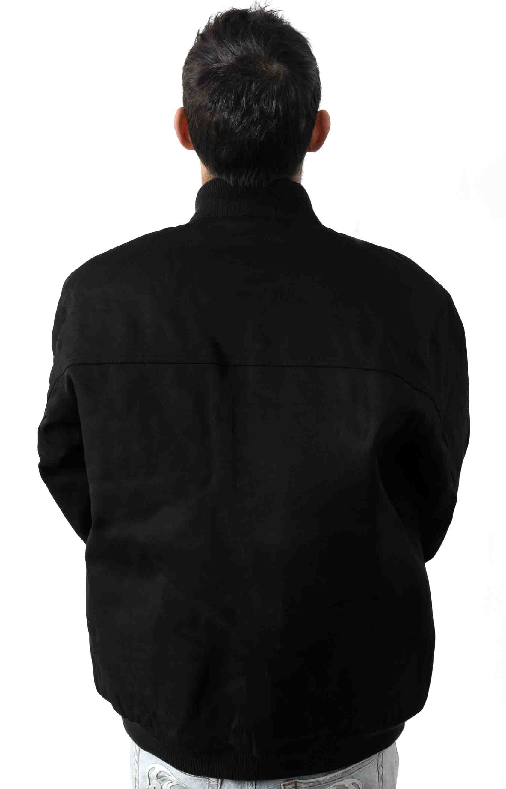 Bomber Jacket - Black 3