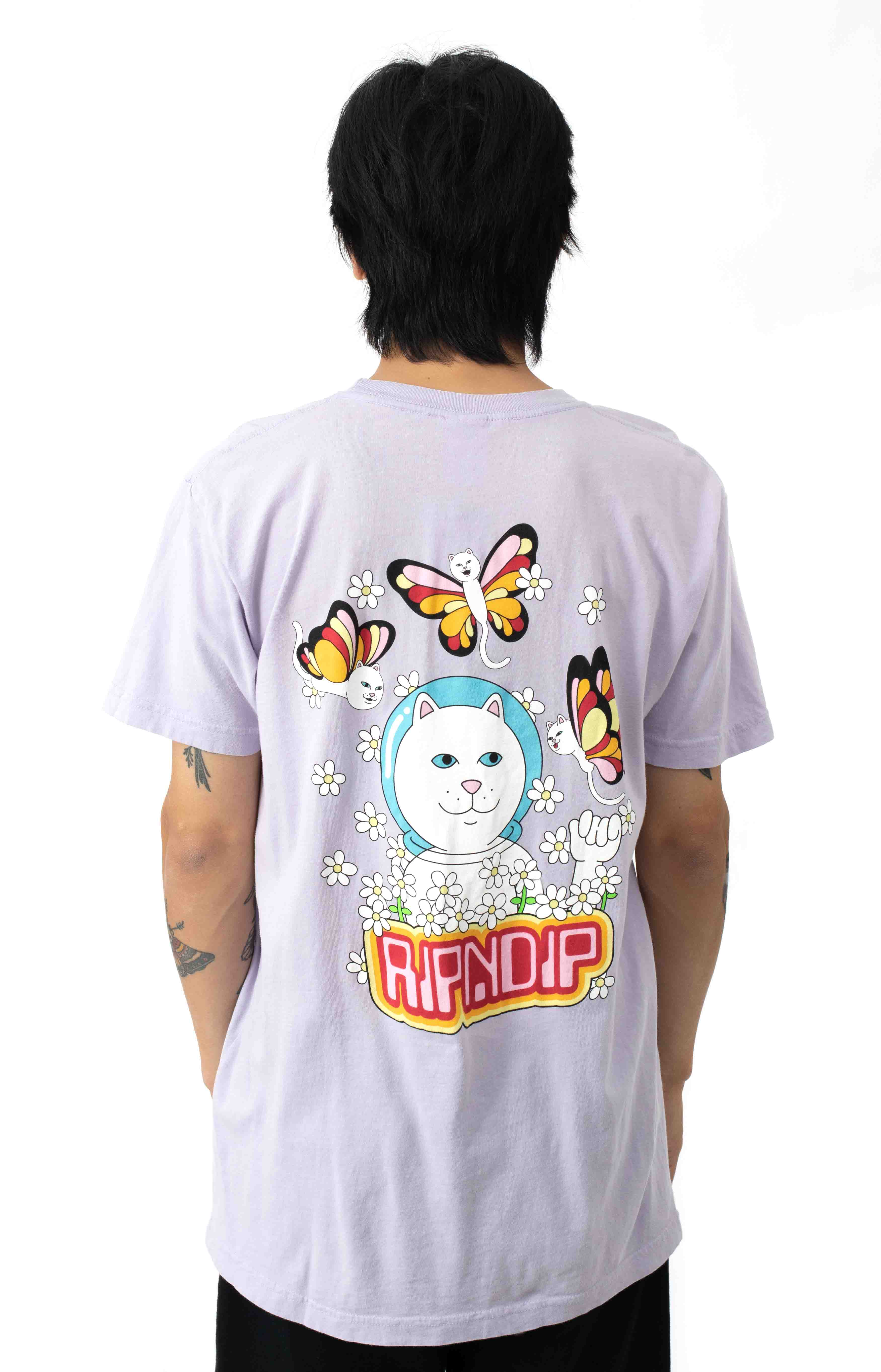 Butterfly T-Shirt - Lavender