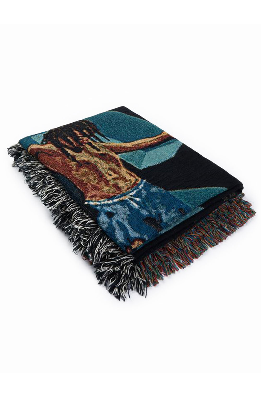 History Part 2 Throw Blanket  2